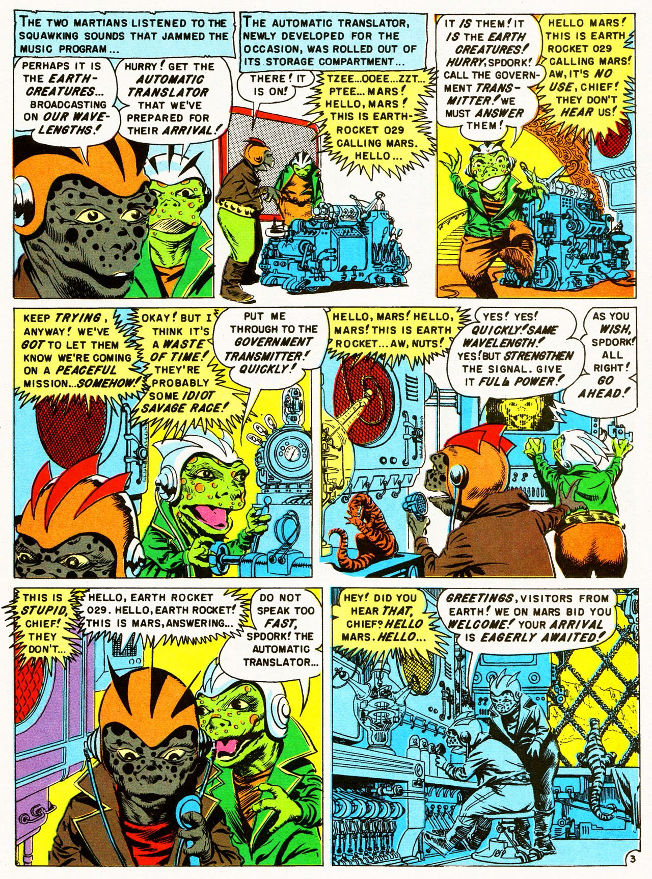 Read online Shock SuspenStories comic -  Issue #8 - 23