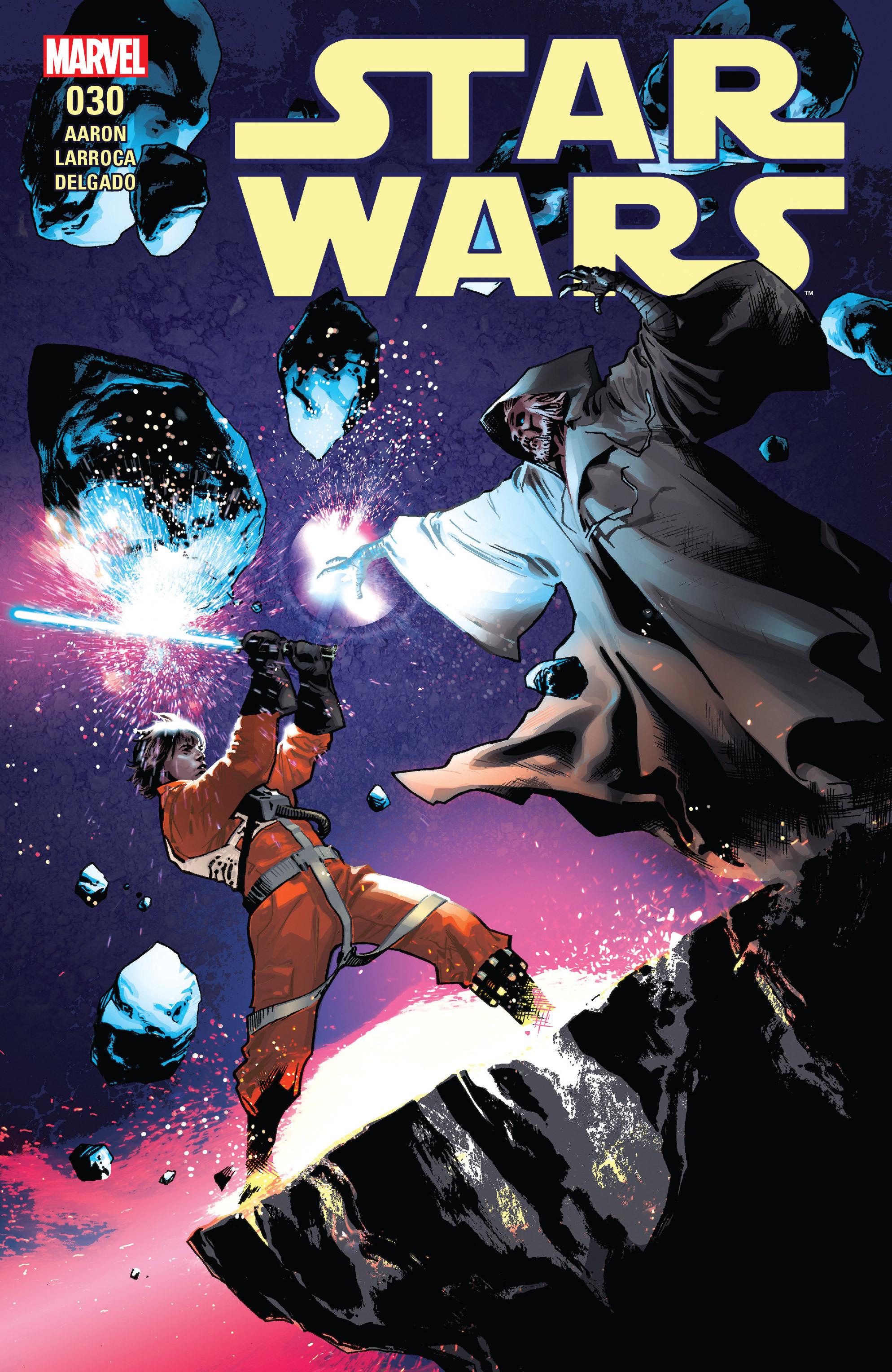 Star Wars (2015) 30 Page 1