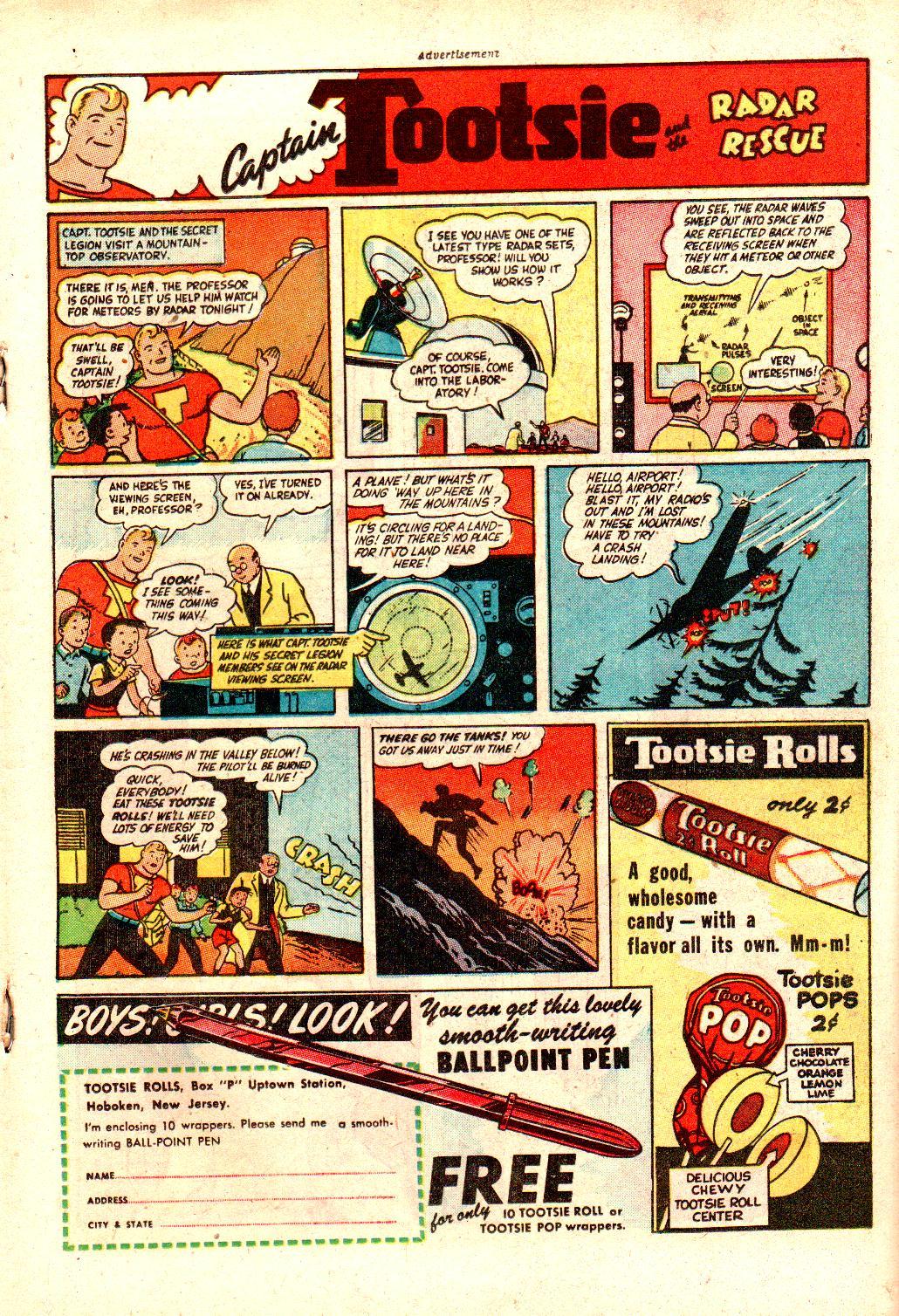 Read online Adventure Comics (1938) comic -  Issue #173 - 23