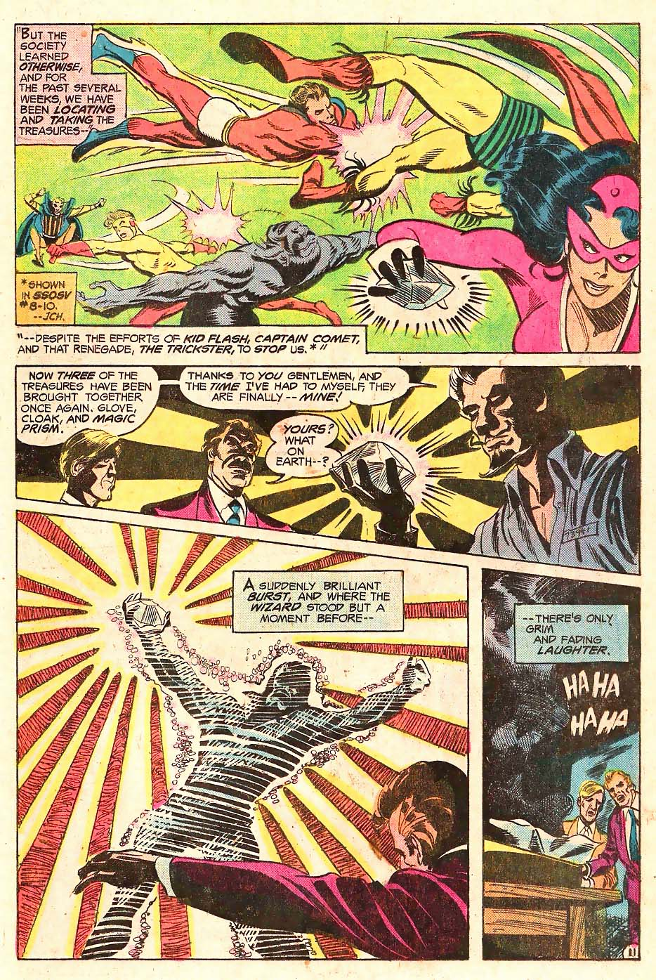 Read online Secret Society of Super-Villains comic -  Issue #11 - 12