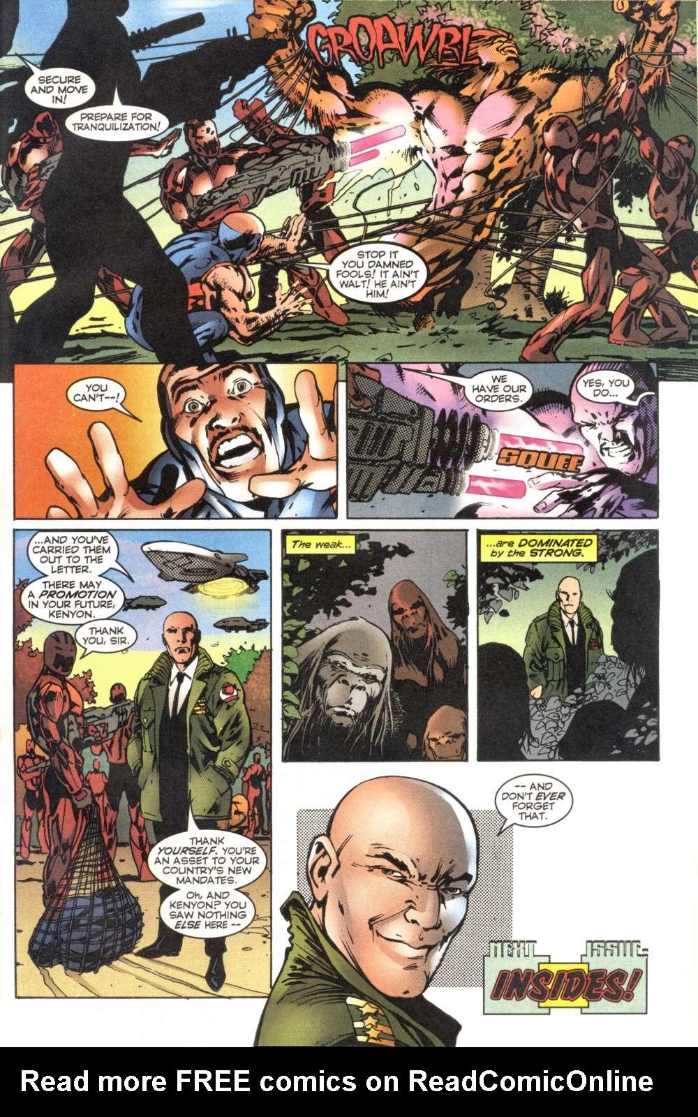 Read online Alpha Flight (1997) comic -  Issue #6 - 25