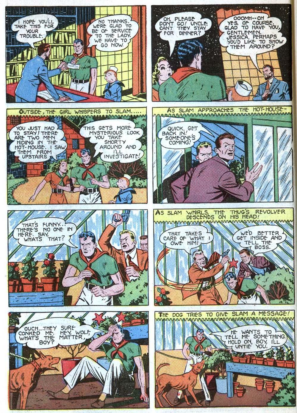 Read online Detective Comics (1937) comic -  Issue #43 - 62