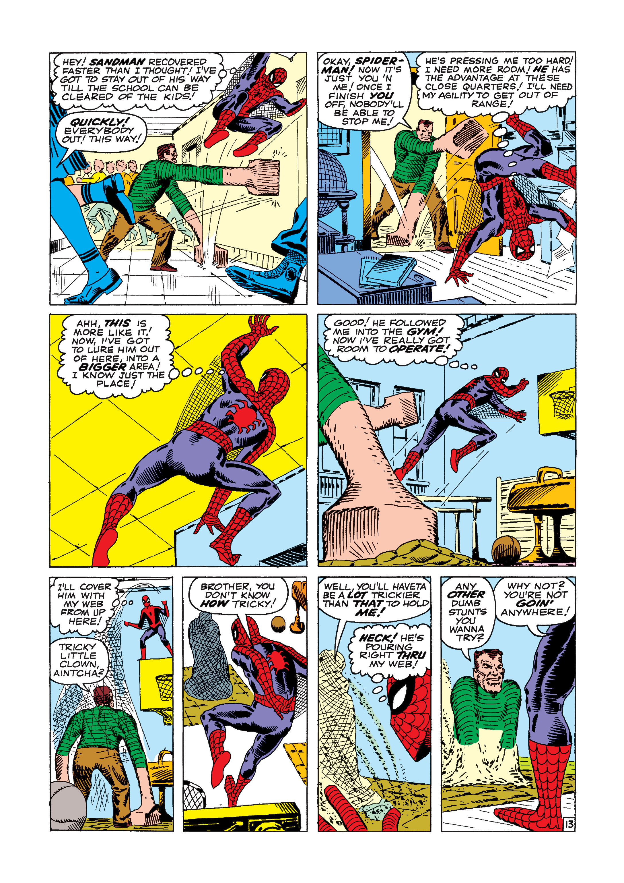 The Amazing Spider-Man (1963) 4 Page 13