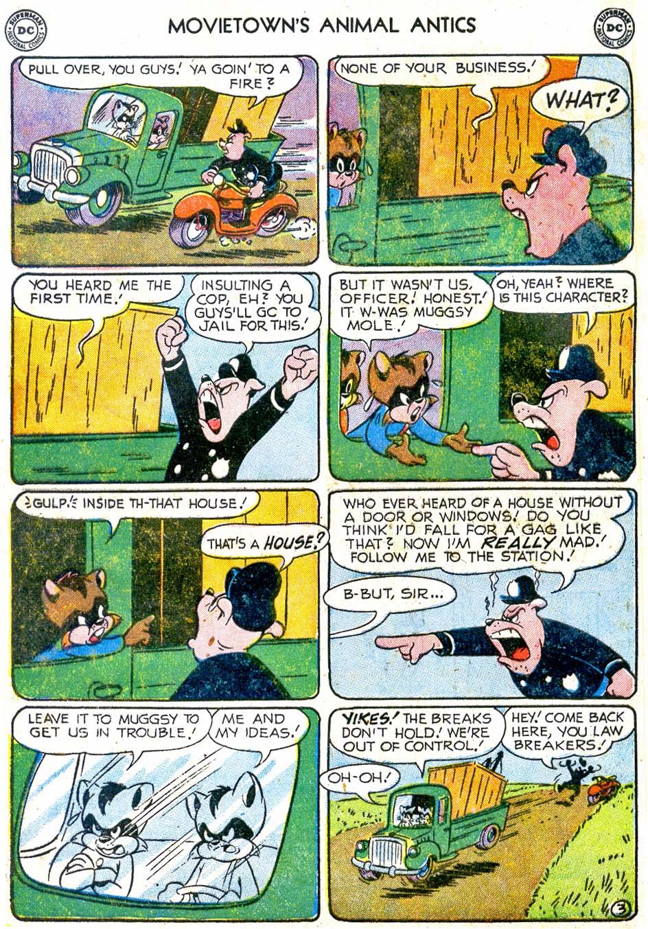 Read online Animal Antics comic -  Issue #37 - 32