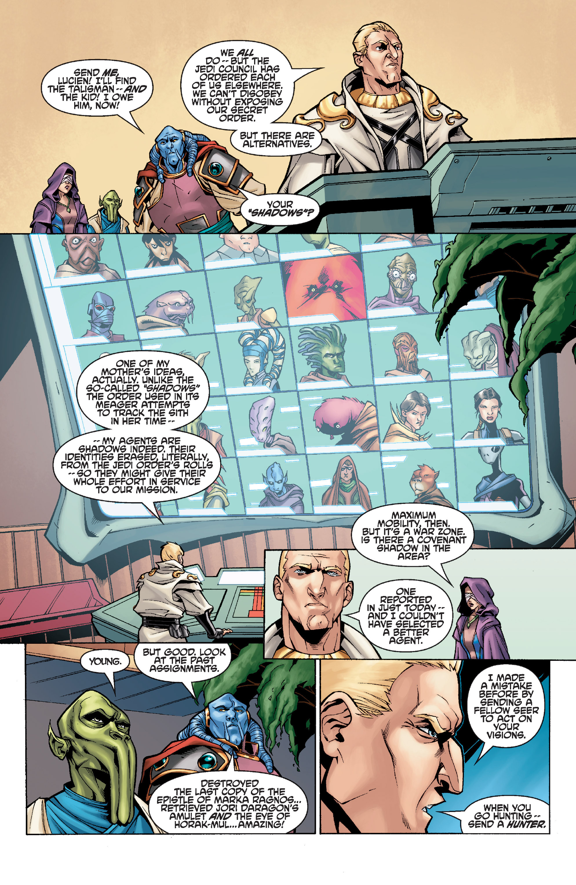 Read online Star Wars Omnibus comic -  Issue # Vol. 32 - 150