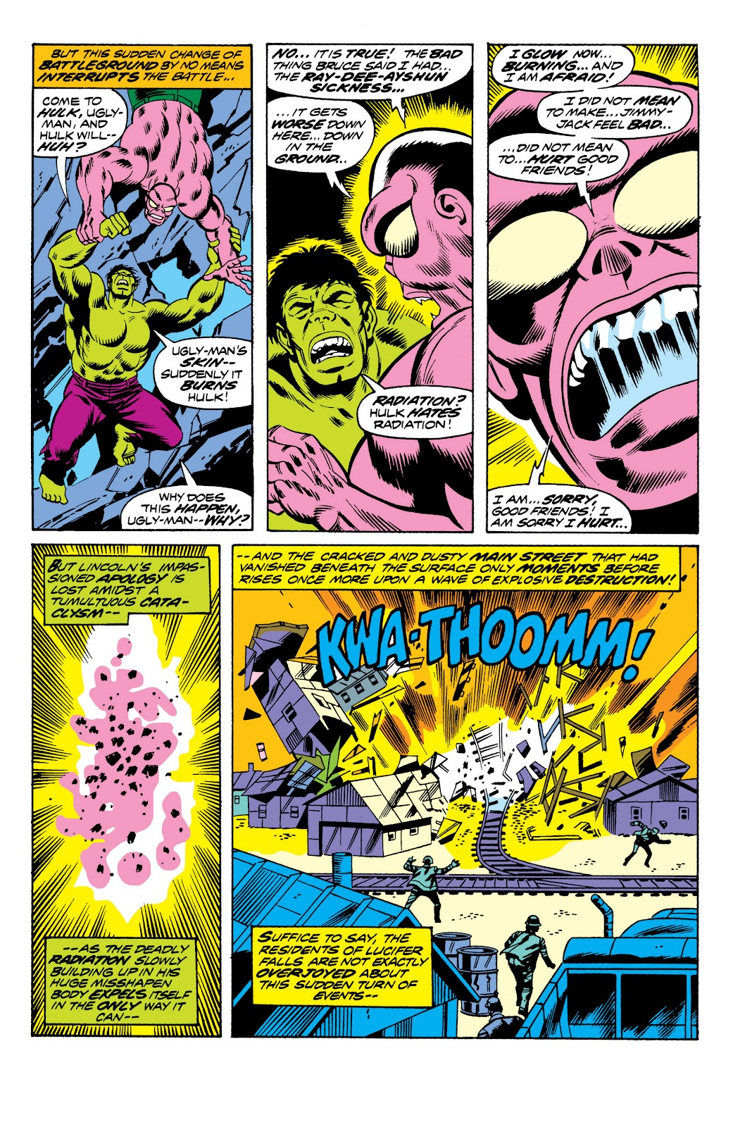 Read online Marvel Masterworks: The Incredible Hulk comic -  Issue # TPB 10 (Part 2) - 83