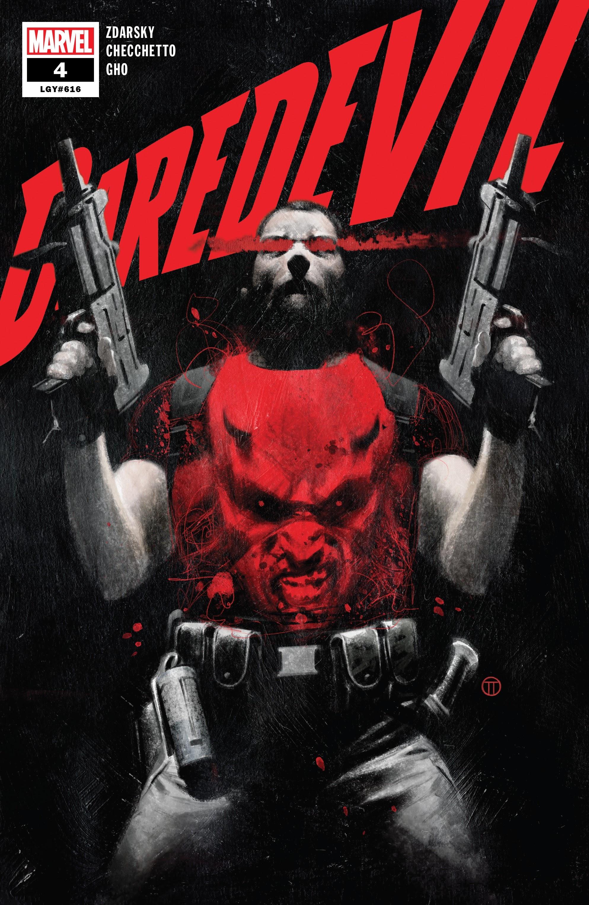 Daredevil (2019) 4 Page 1