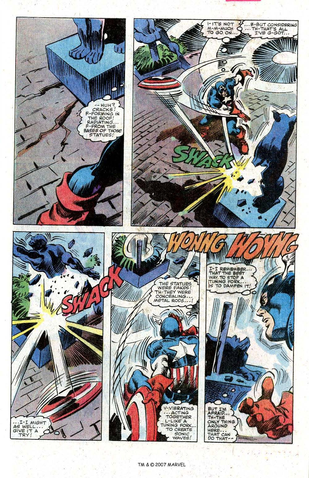 Read online Captain America (1968) comic -  Issue # _Annual 5 - 45