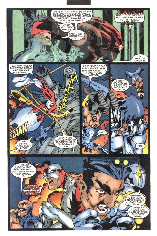 Read online Alpha Flight (1997) comic -  Issue #12 - 27