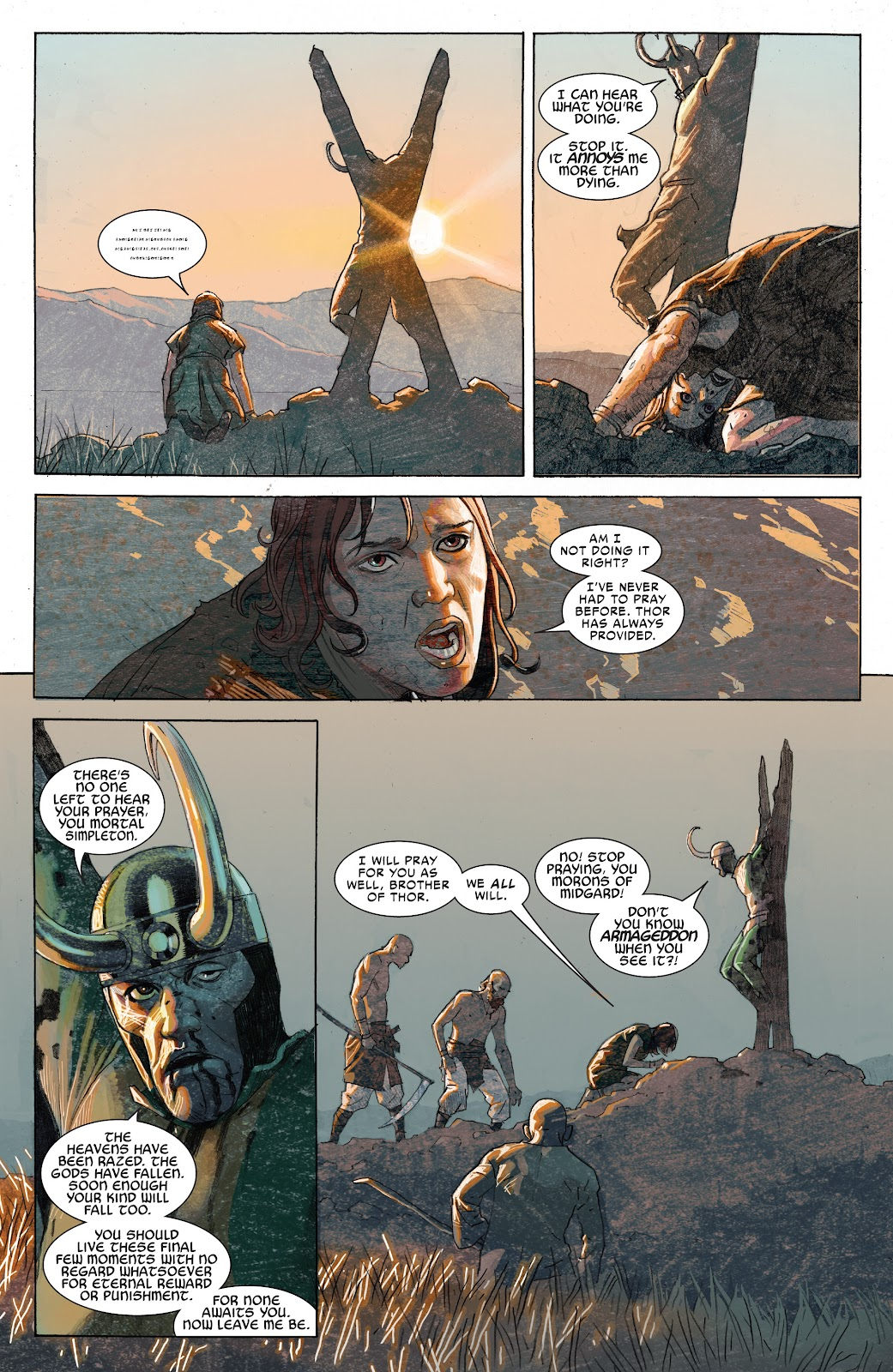 Read online King Thor comic -  Issue #2 - 12