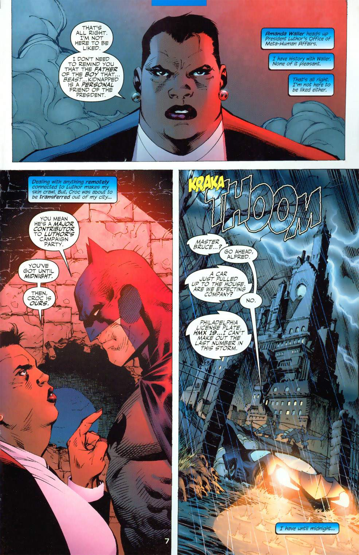 Read online Batman: Hush comic -  Issue #3 - 7