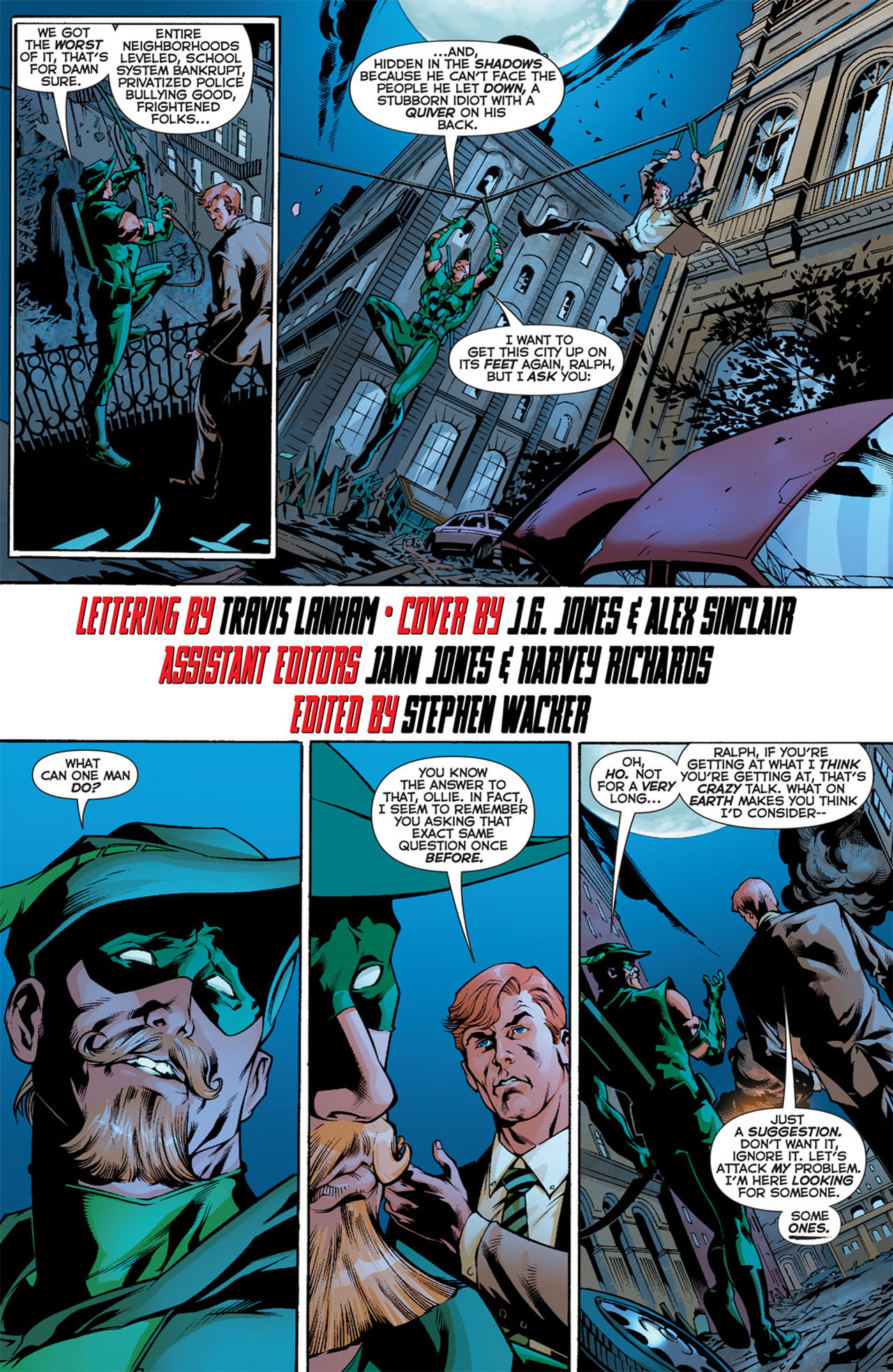 Read online 52 comic -  Issue #8 - 7