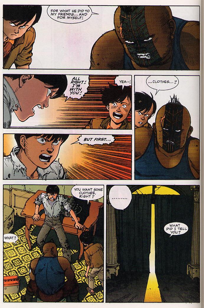 Read online Akira comic -  Issue #24 - 52