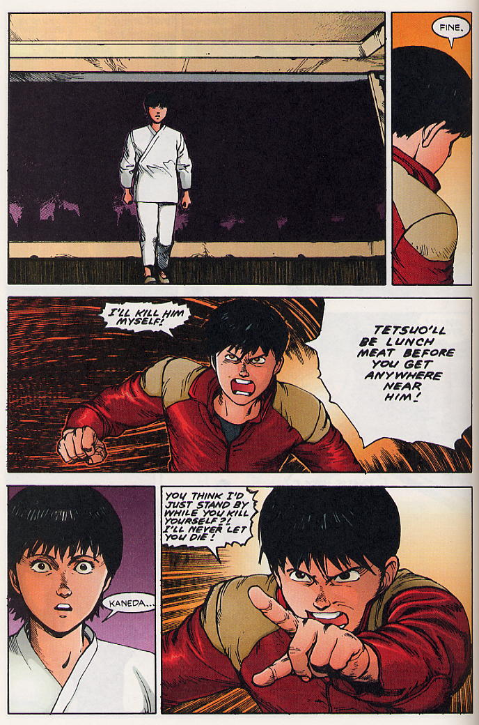 Read online Akira comic -  Issue #28 - 62