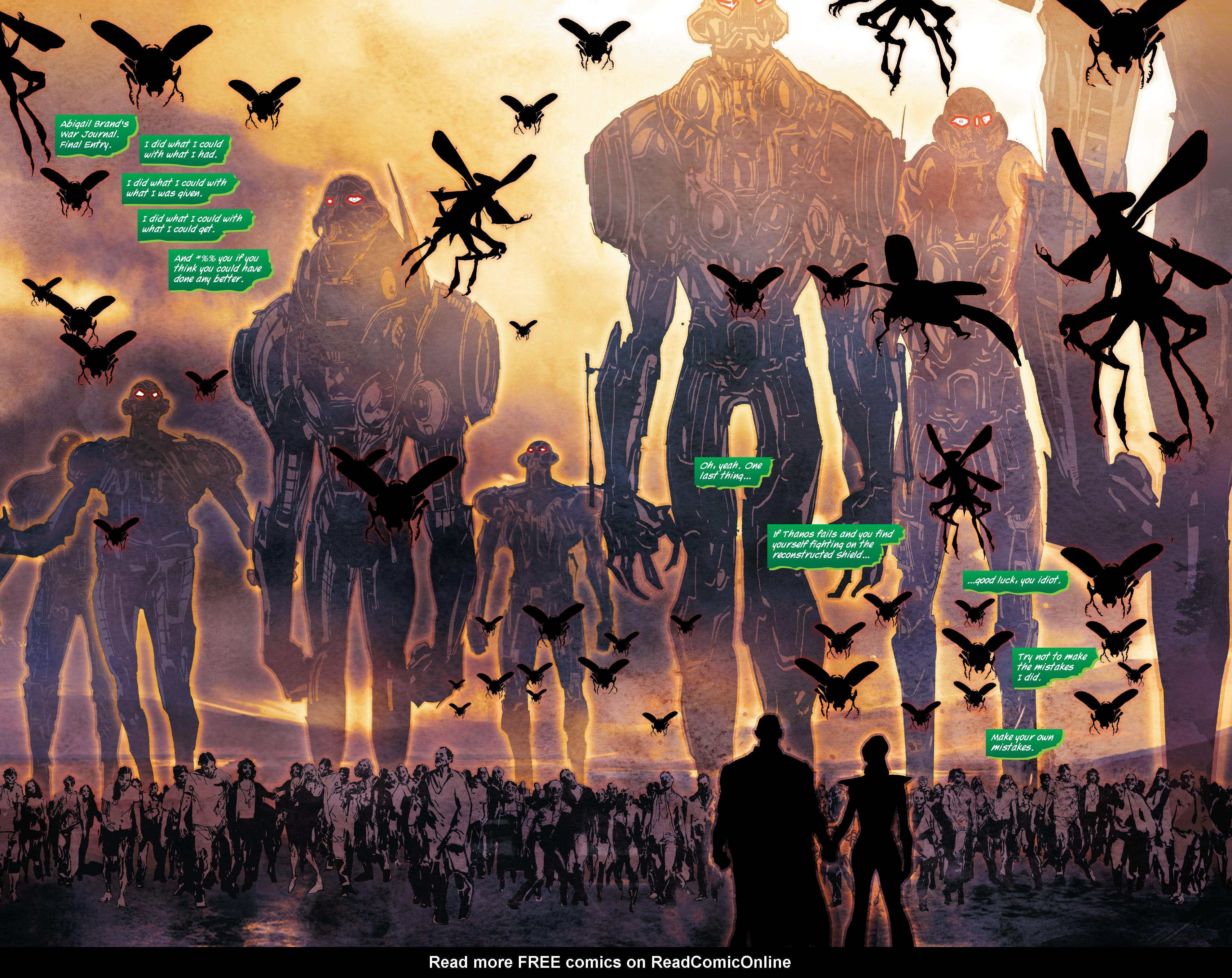 Read online Siege (2015) comic -  Issue #4 - 20