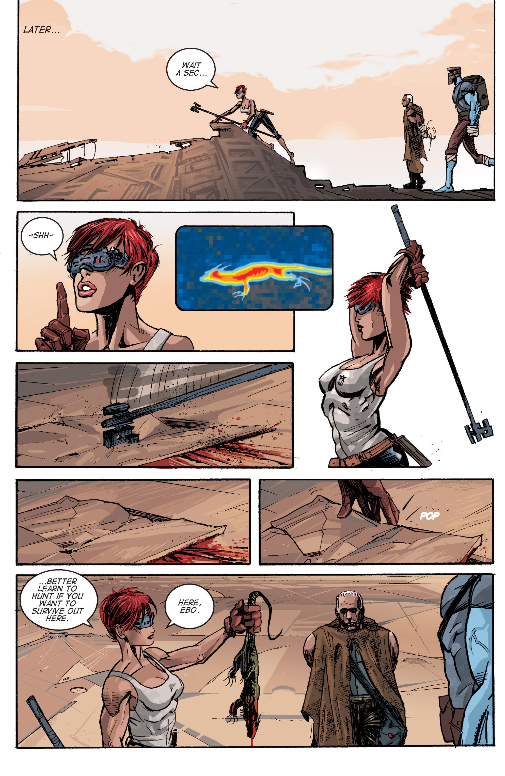 Read online Planetoid comic -  Issue # TPB - 61