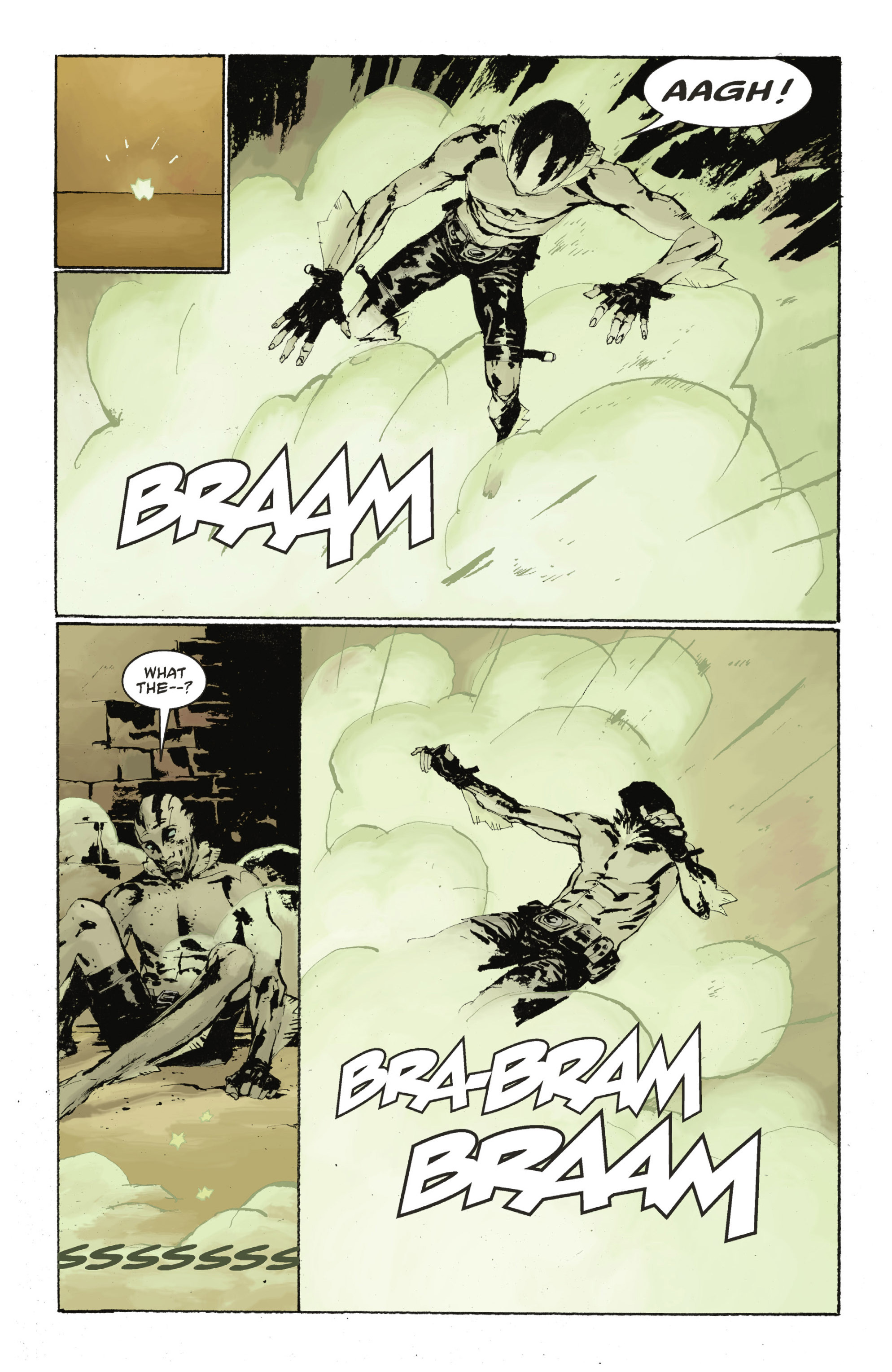 Read online Abe Sapien: The Drowning comic -  Issue #Abe Sapien: The Drowning _TPB - 62