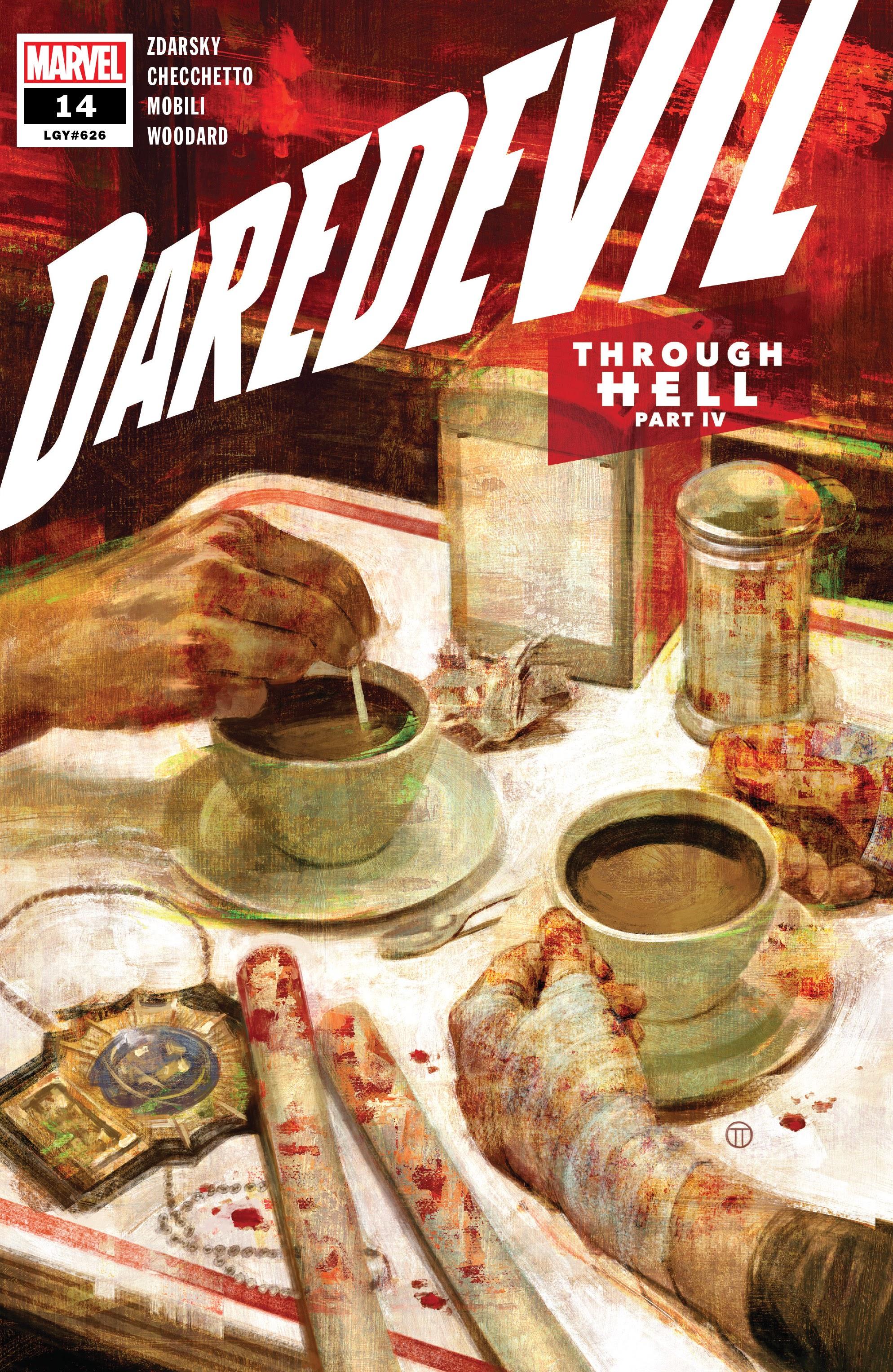 Daredevil (2019) 14 Page 1