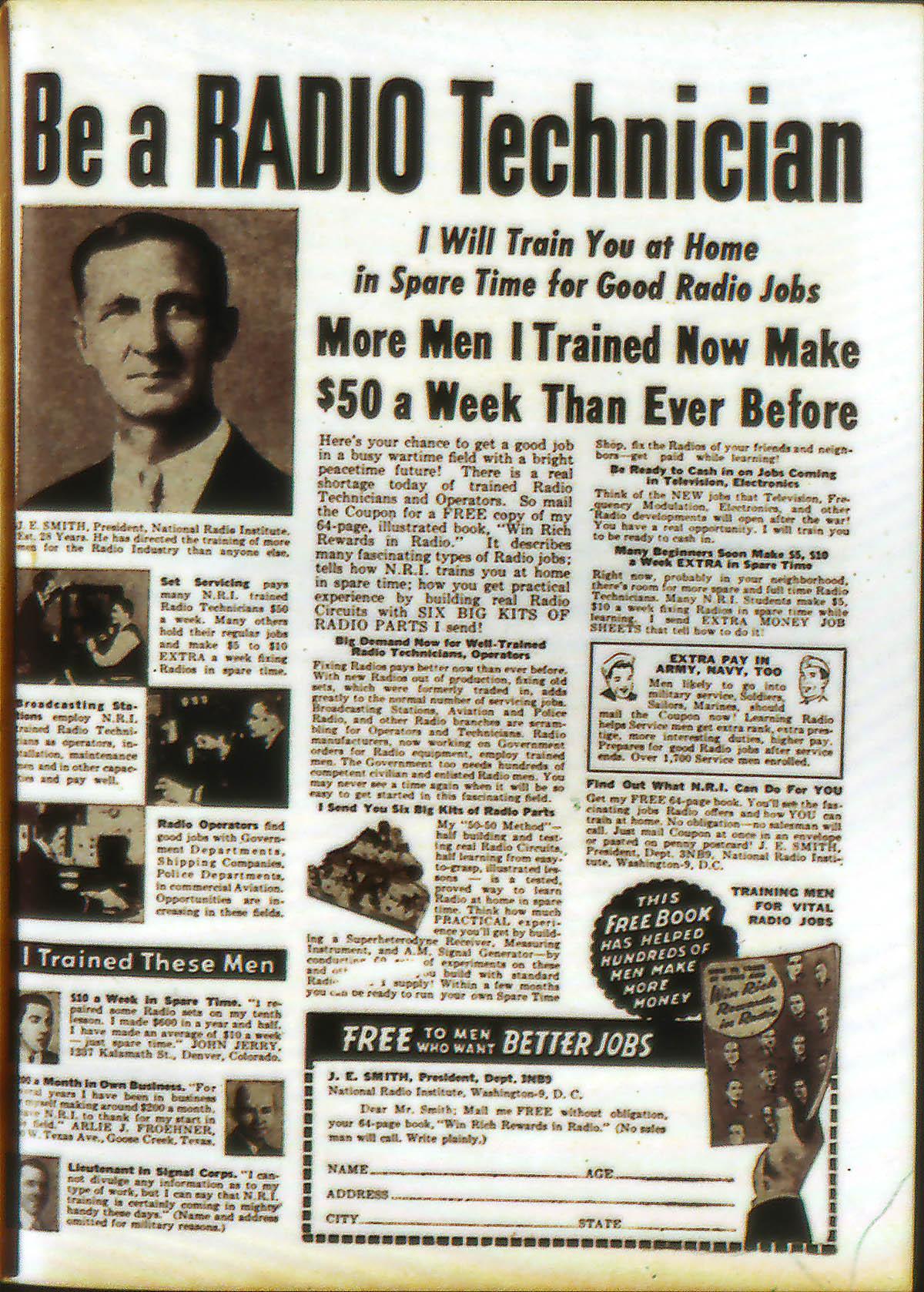 Read online Adventure Comics (1938) comic -  Issue #89 - 59