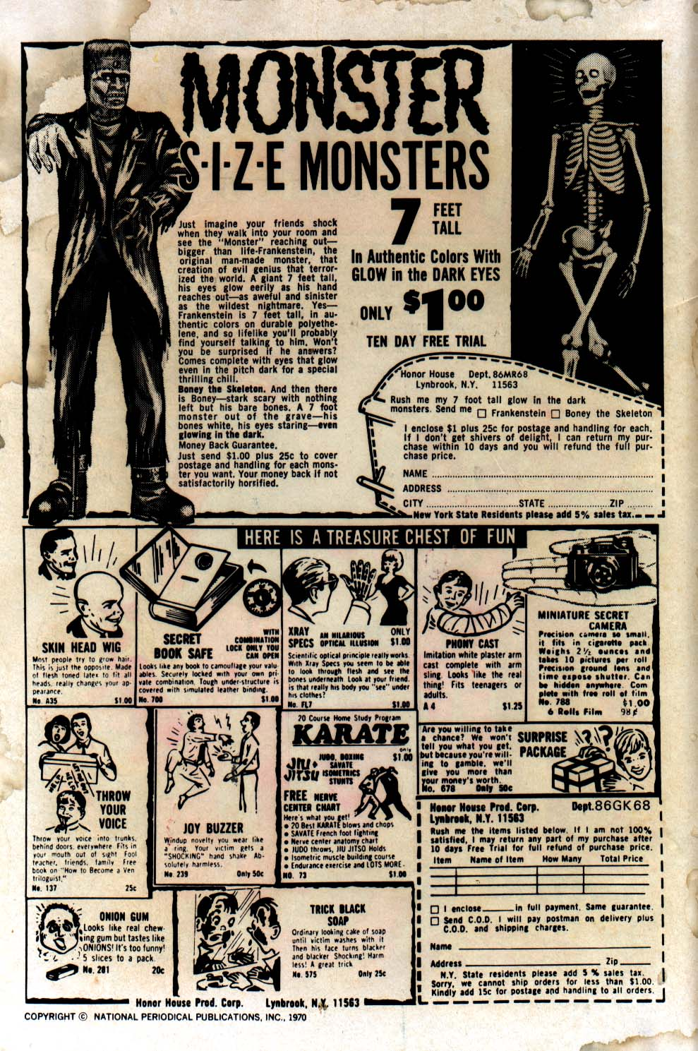 Read online Adventure Comics (1938) comic -  Issue #396 - 2