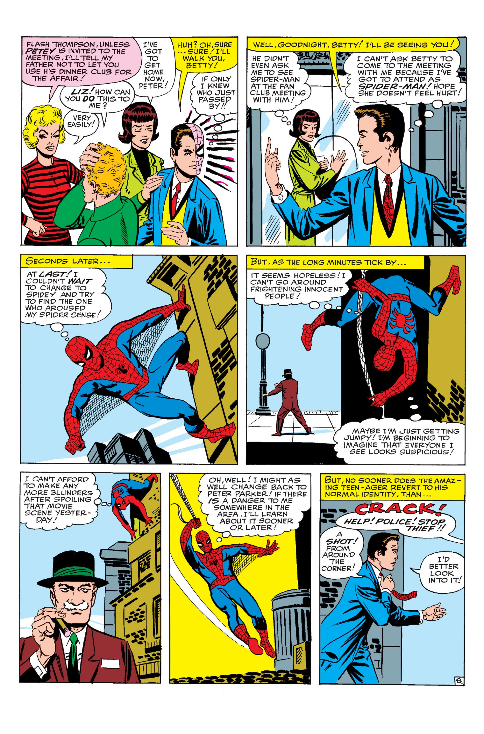 The Amazing Spider-Man (1963) 17 Page 8