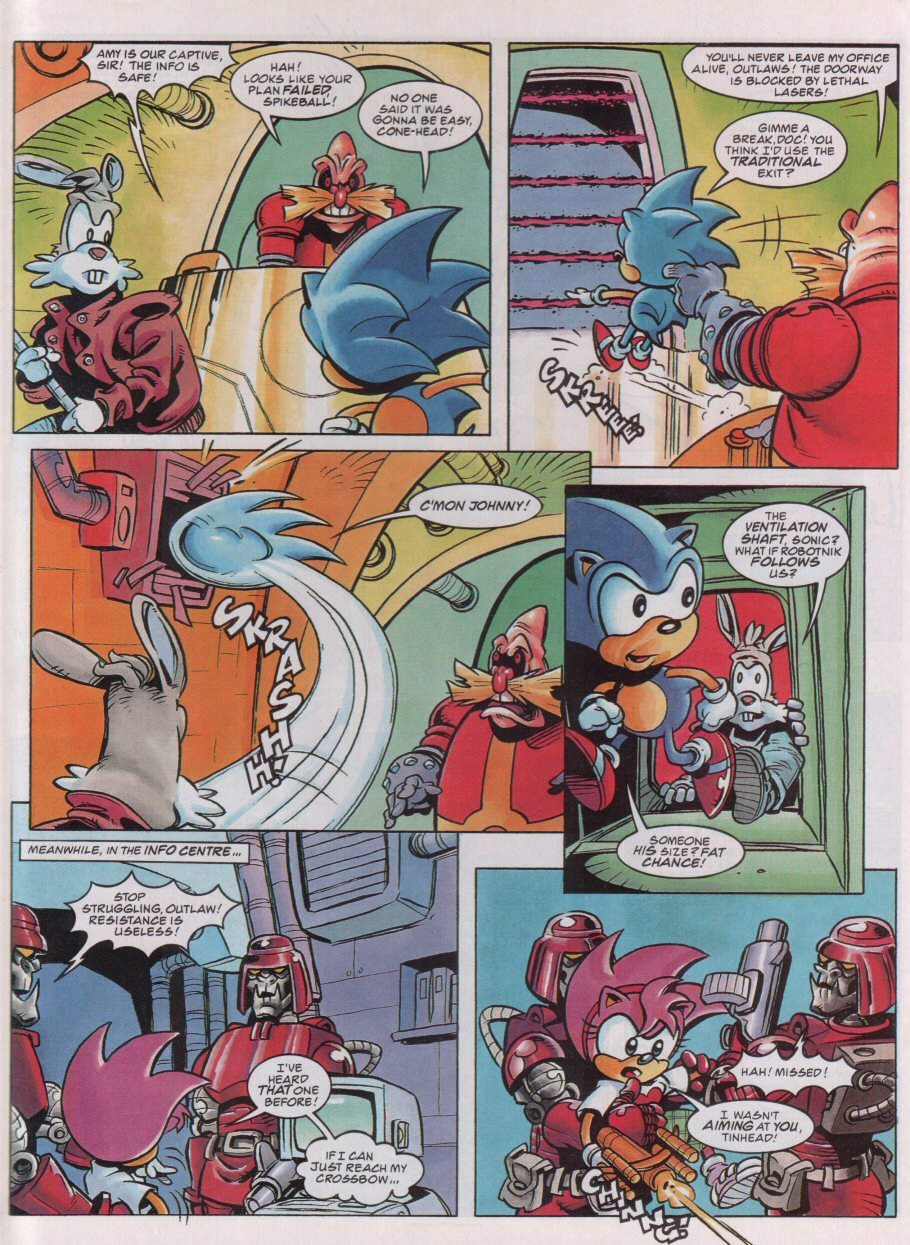 Read online Sonic the Comic comic -  Issue #74 - 8
