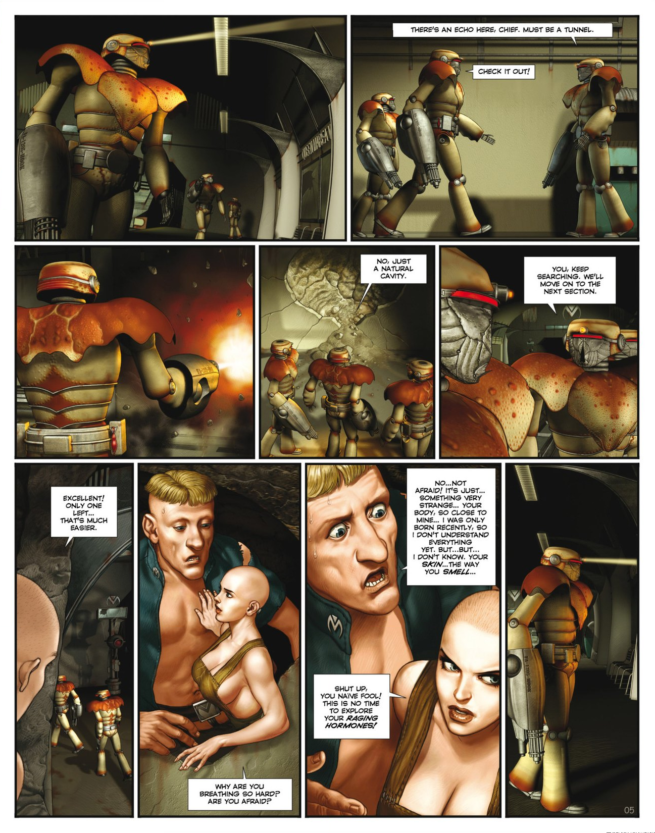 Read online Megalex (2014) comic -  Issue #2 - 7