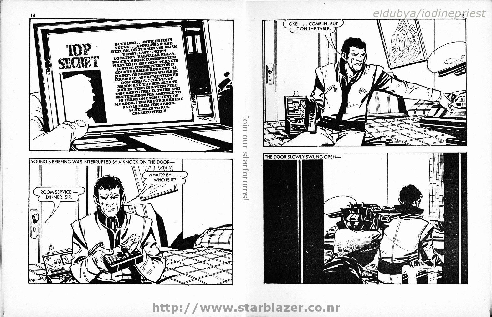 Starblazer issue 165 - Page 9