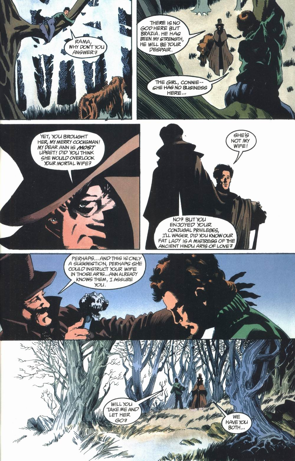 Read online Deadman: Love After Death comic -  Issue #1 - 49
