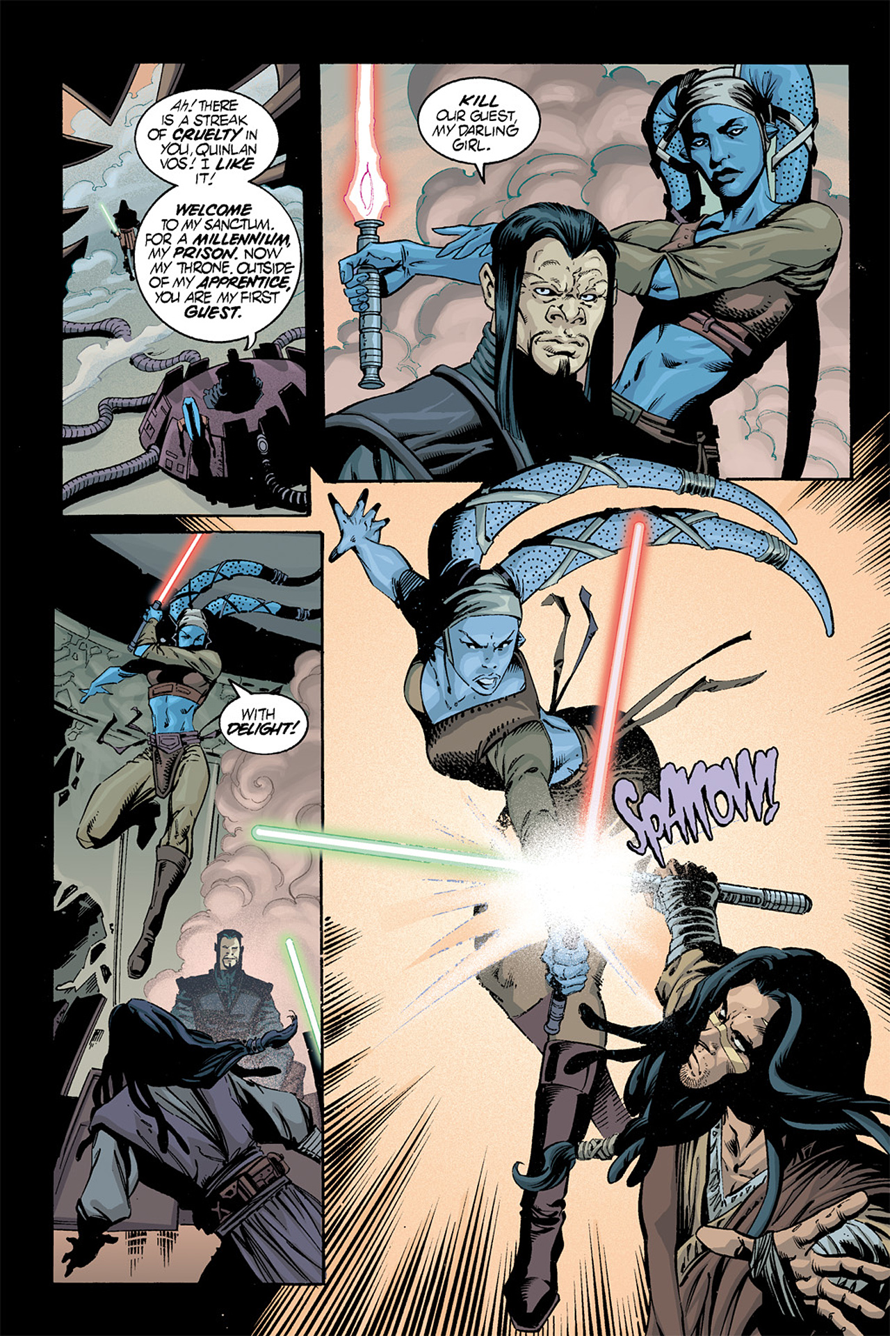 Read online Star Wars Omnibus comic -  Issue # Vol. 15 - 260