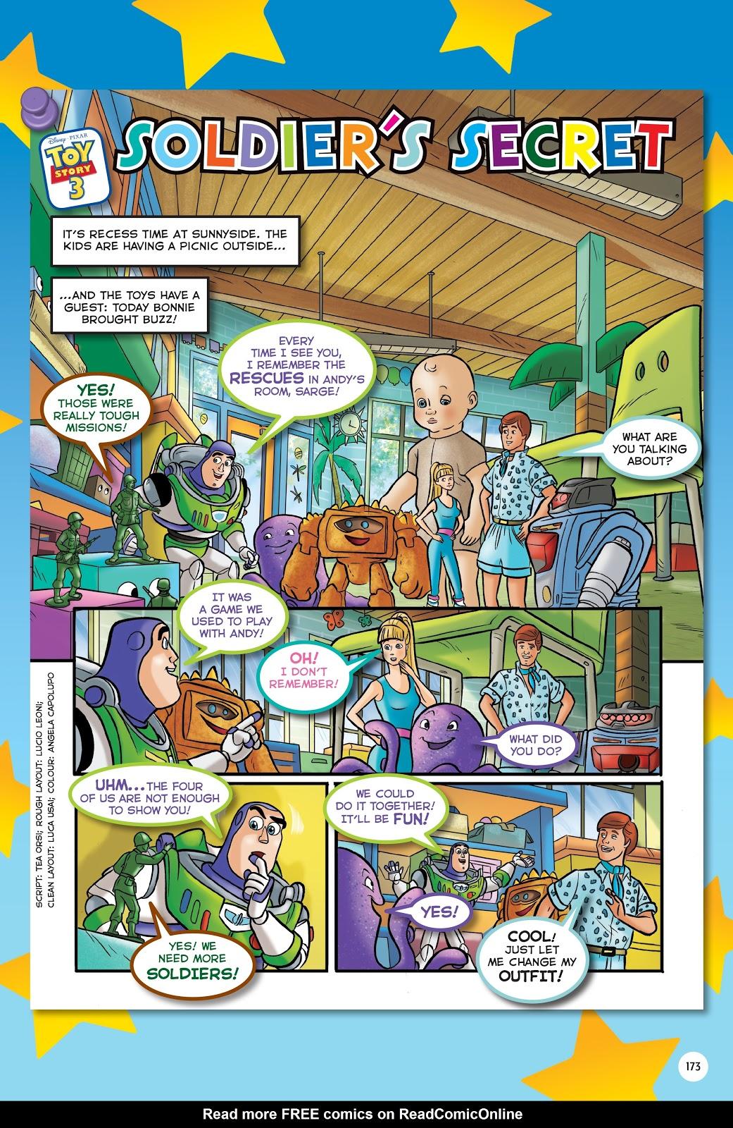 Read online DISNEY·PIXAR Toy Story Adventures comic -  Issue # TPB 1 (Part 2) - 73