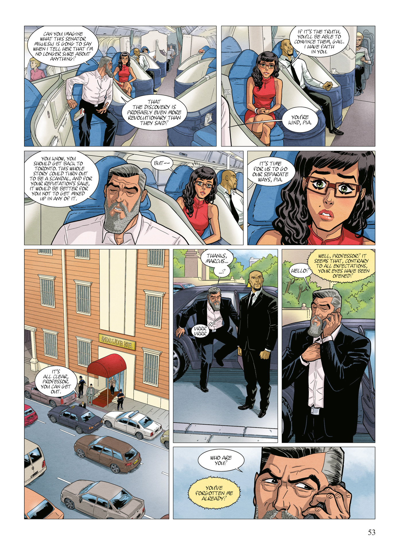 Read online Alter Ego comic -  Issue #10 - 54