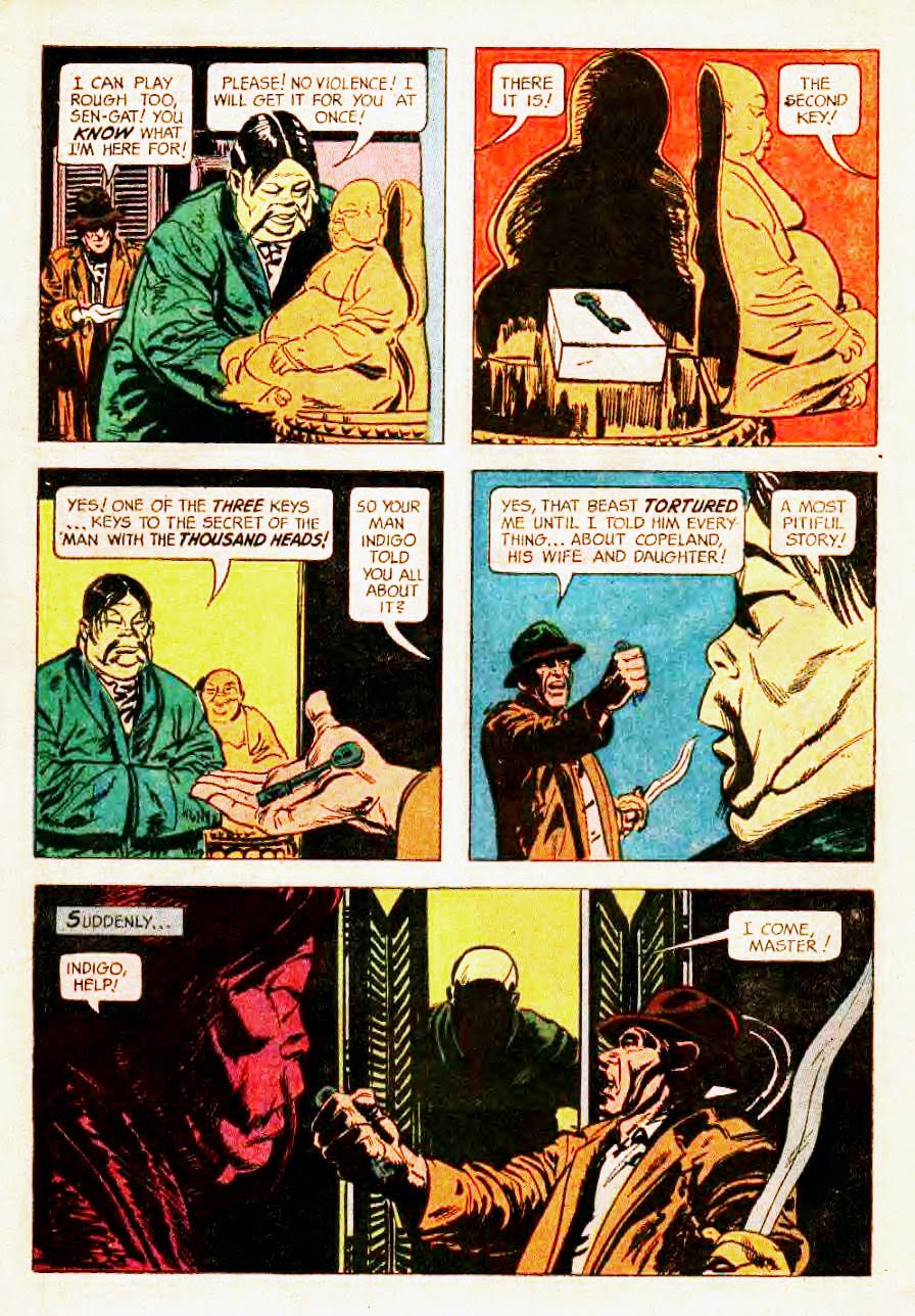 Read online Doc Savage (1966) comic -  Issue # Full - 6
