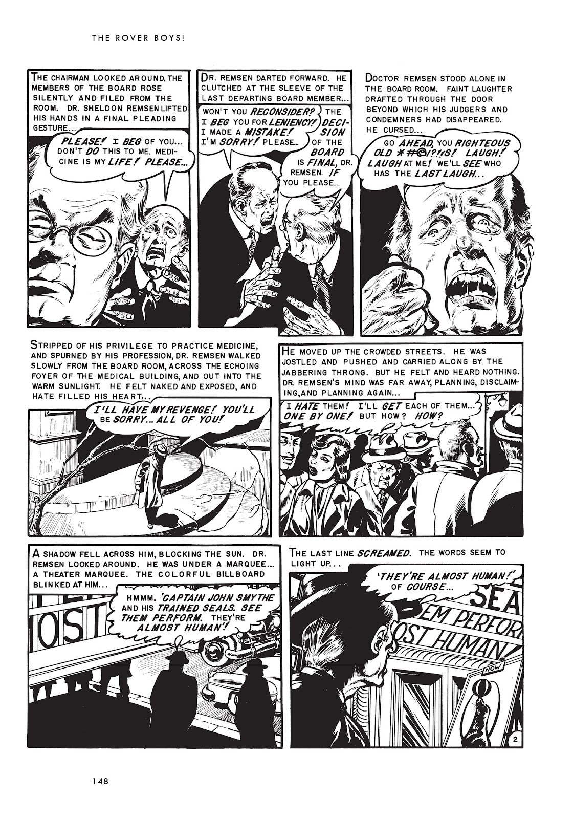 Read online Sucker Bait and Other Stories comic -  Issue # TPB (Part 2) - 63