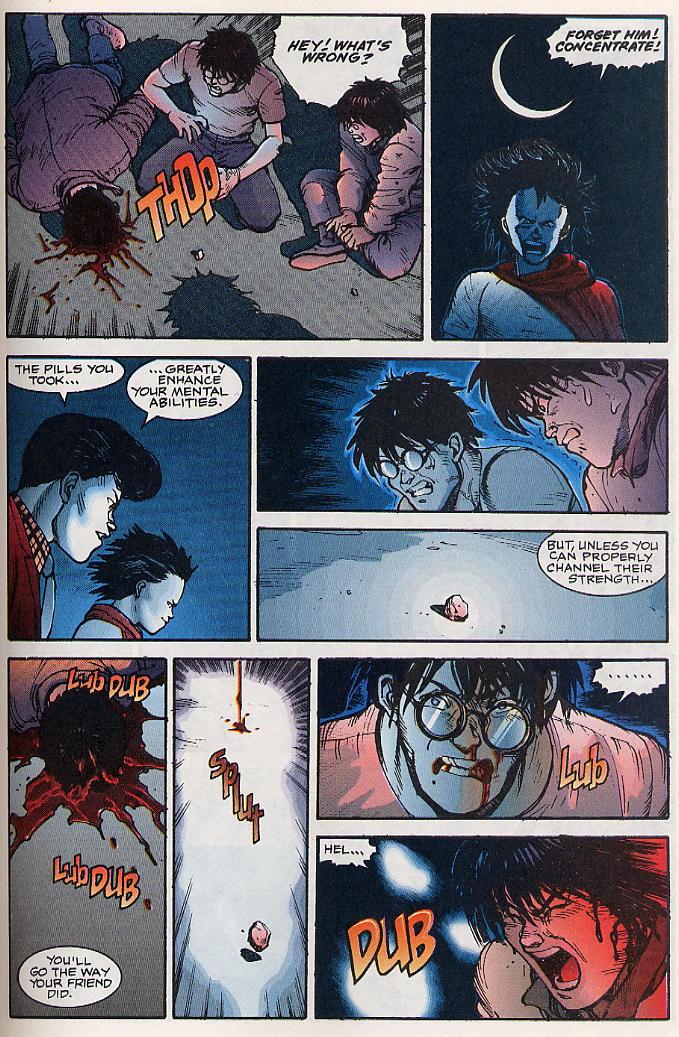 Read online Akira comic -  Issue #17 - 56