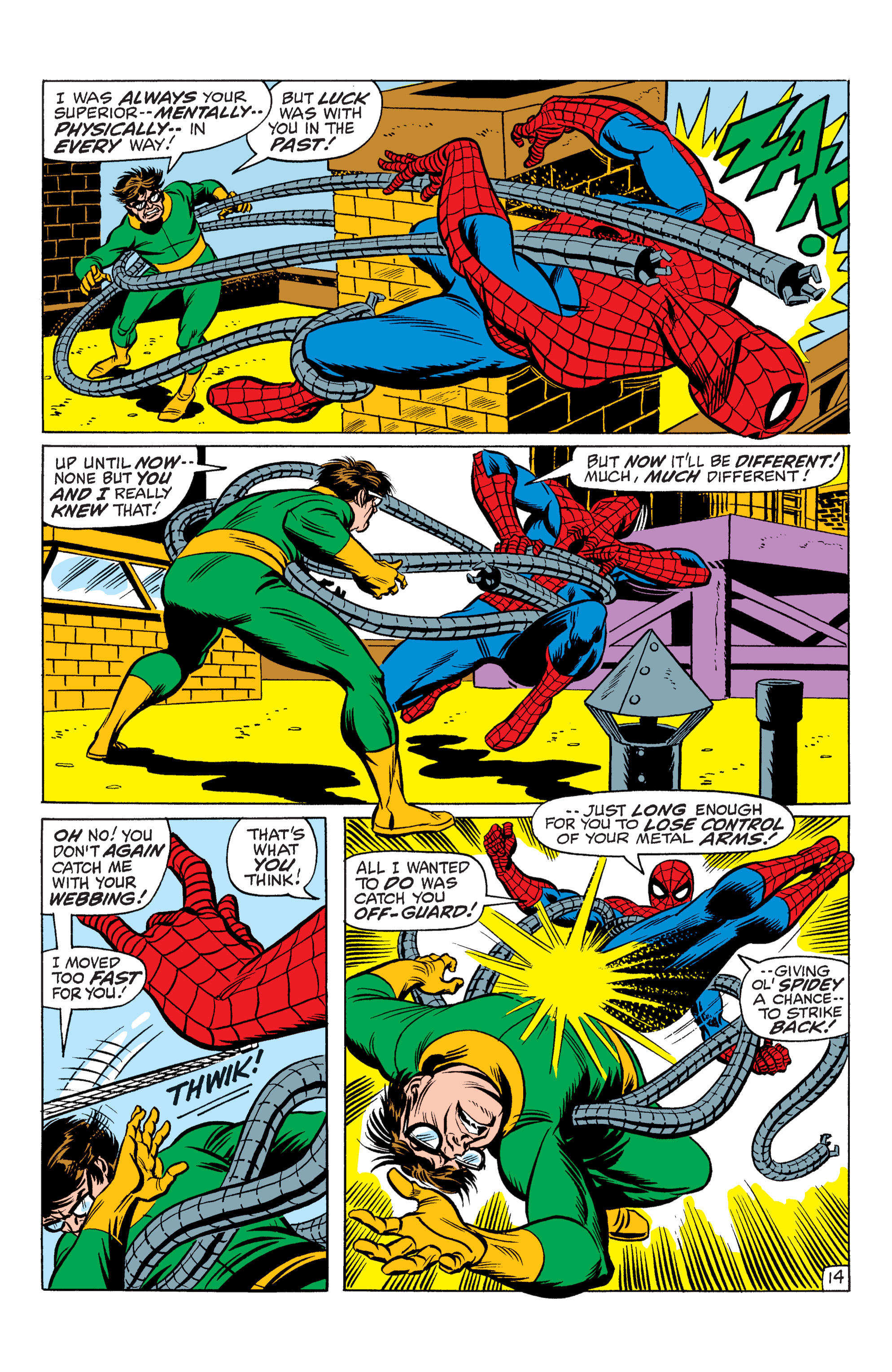 The Amazing Spider-Man (1963) 89 Page 13
