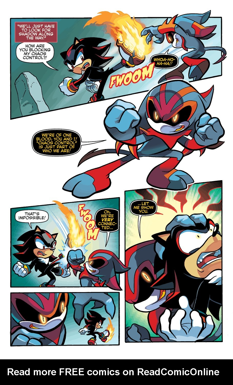 Read online Sonic Universe comic -  Issue #60 - 9