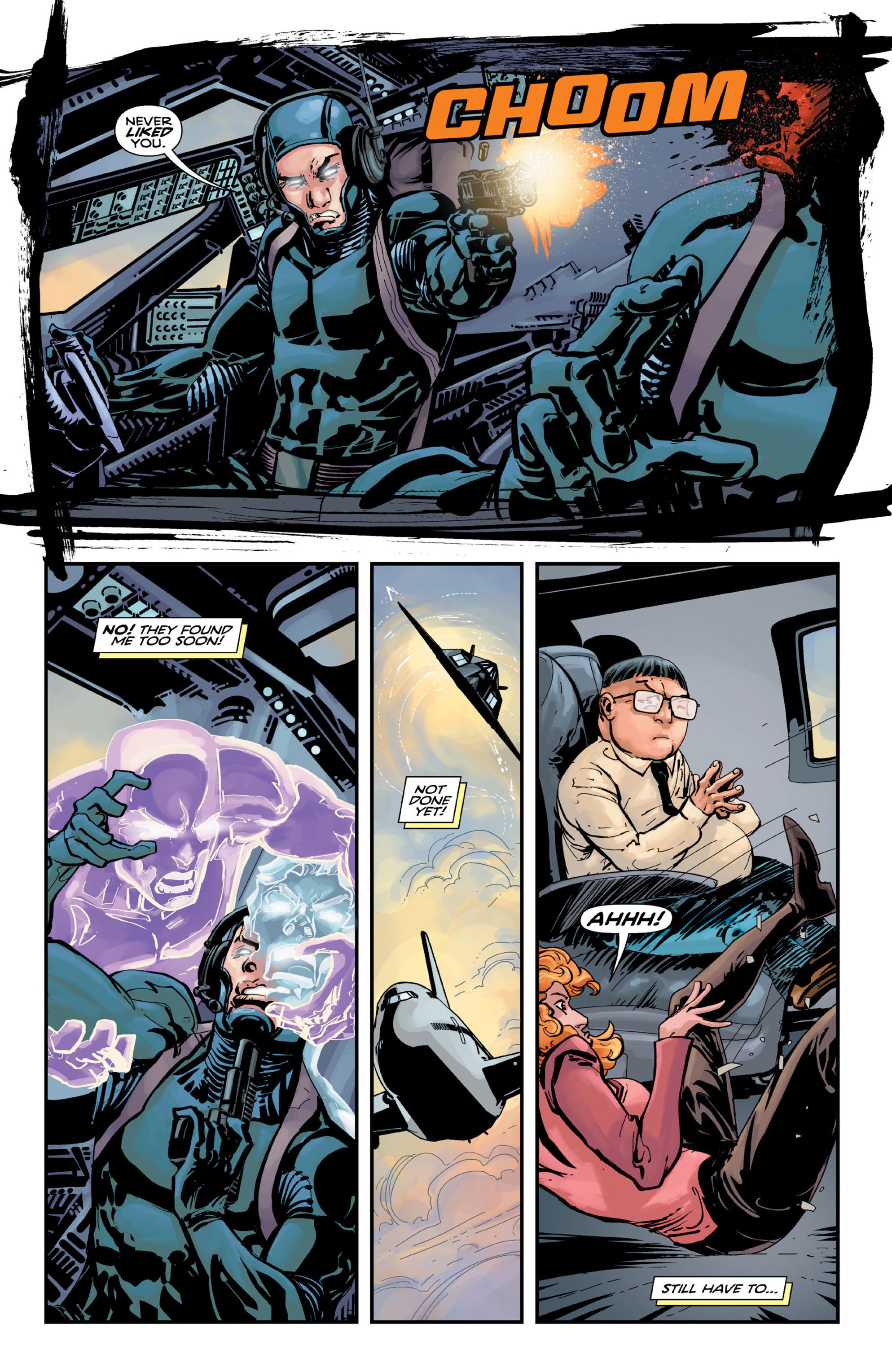 Read online Brain Boy:  The Men from G.E.S.T.A.L.T. comic -  Issue # TPB - 37