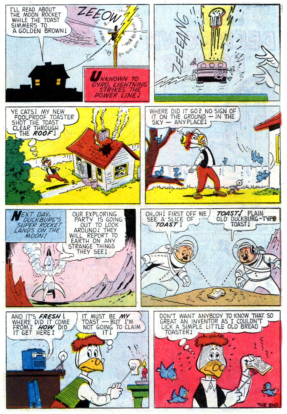 Read online Uncle Scrooge (1953) comic -  Issue #37 - 23