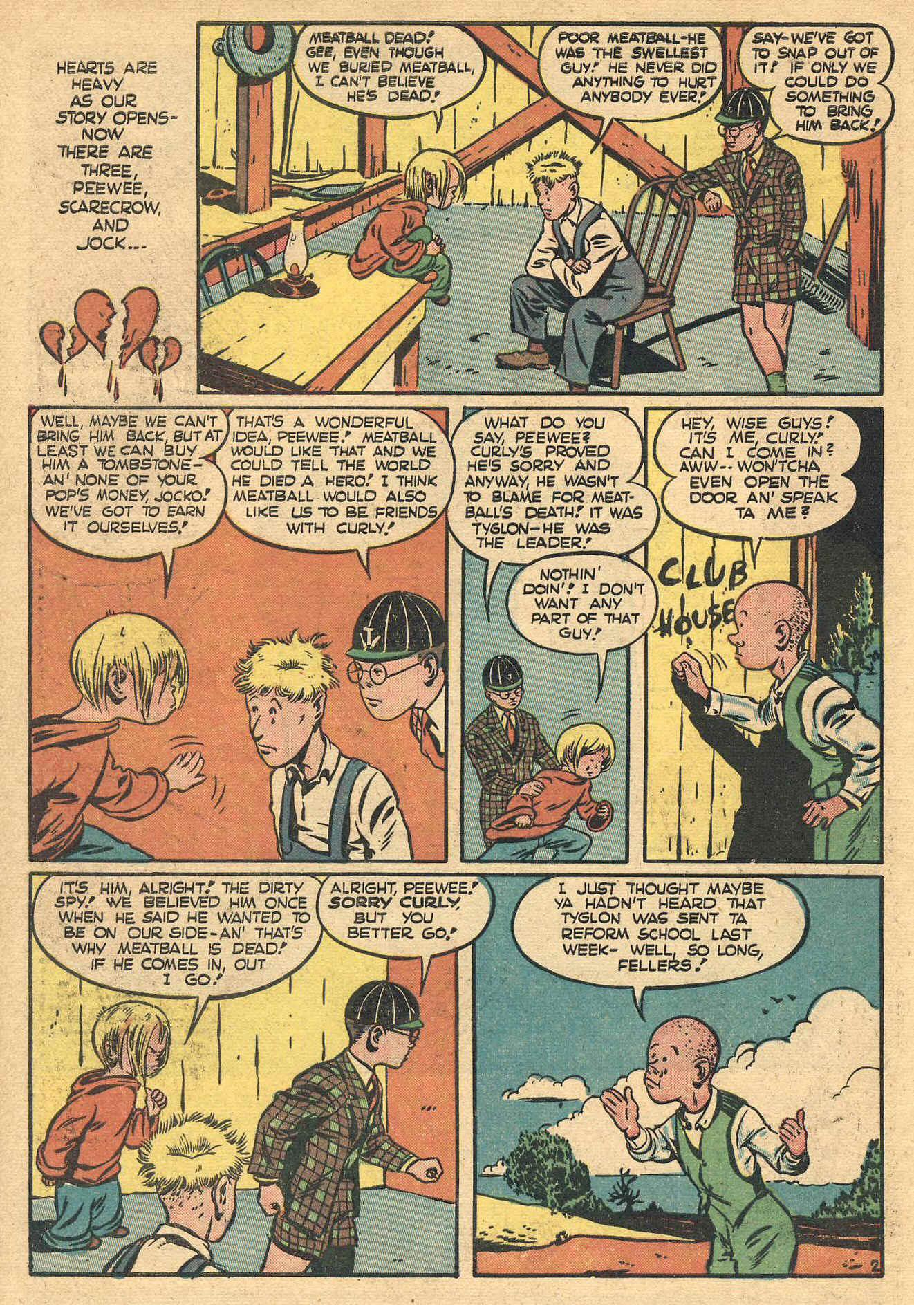 Daredevil (1941) issue 16 - Page 4