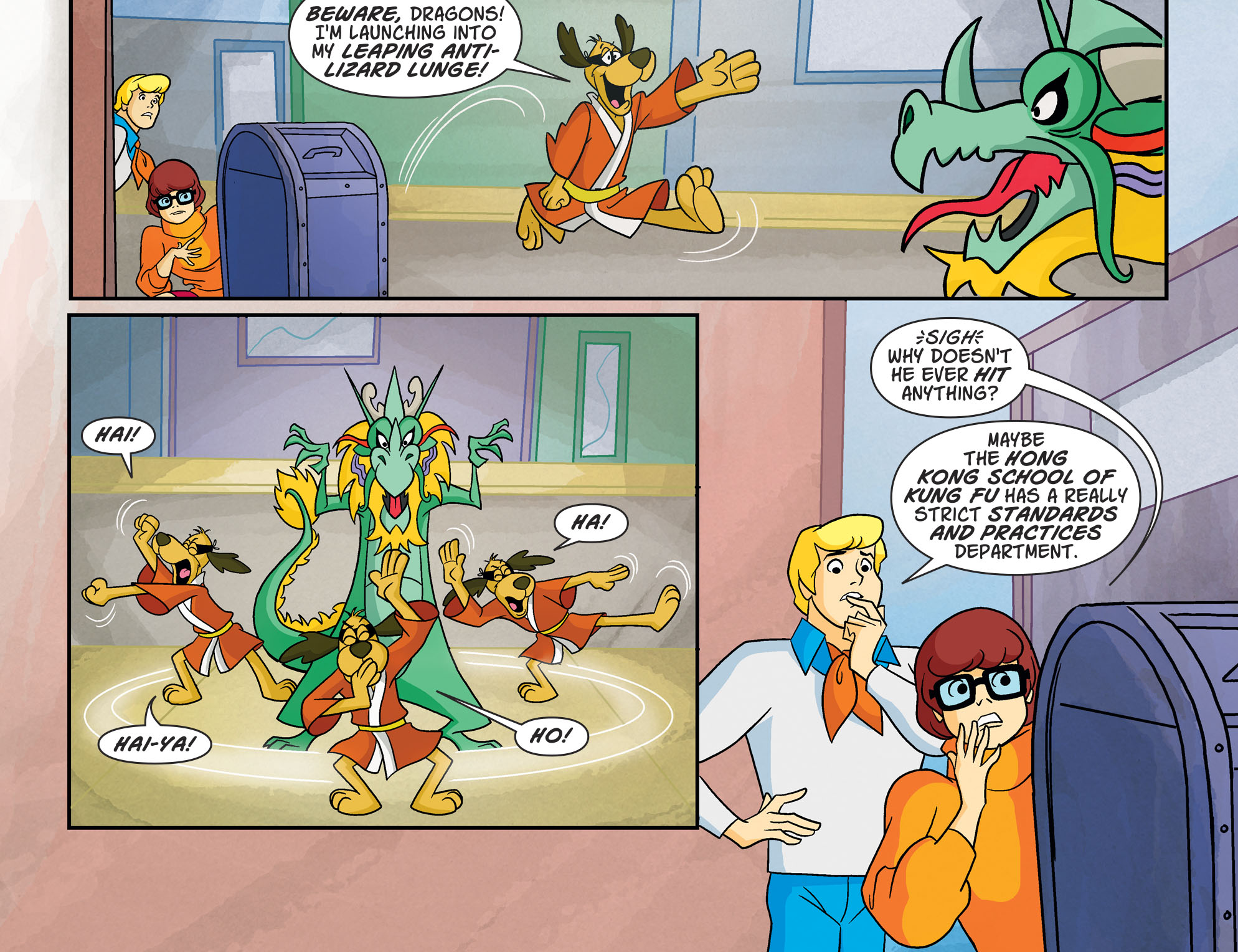 Read online Scooby-Doo! Team-Up comic -  Issue #52 - 9