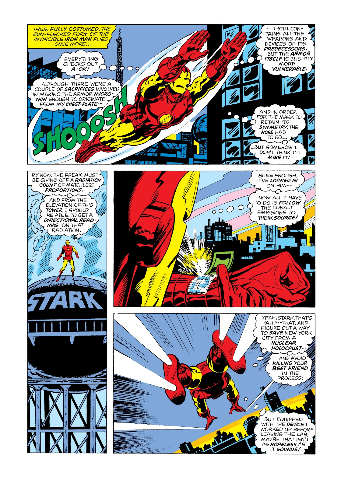 Read online Marvel Masterworks: The Invincible Iron Man comic -  Issue # TPB 11 (Part 1) - 75