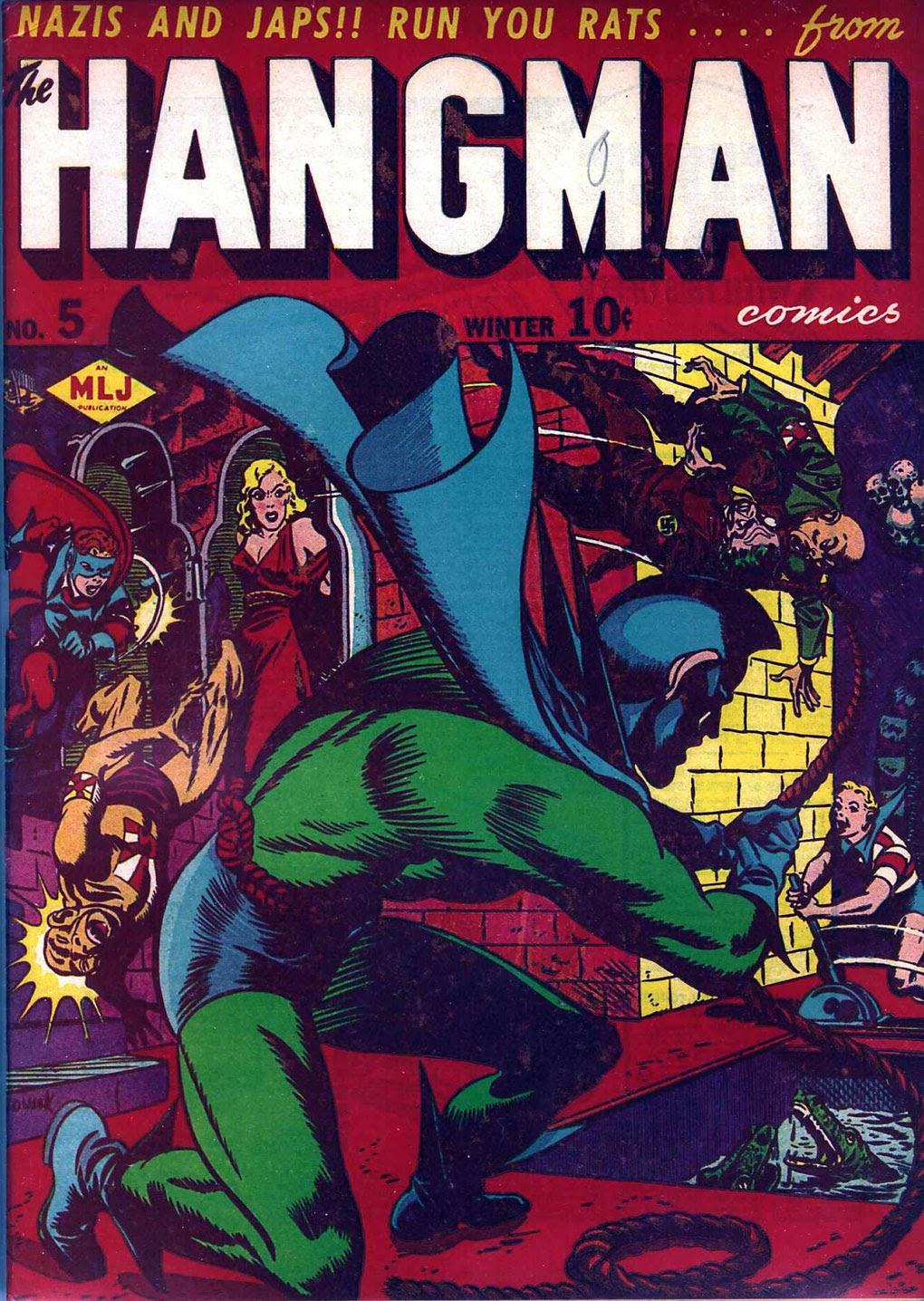 Hangman Comics issue 5 - Page 1