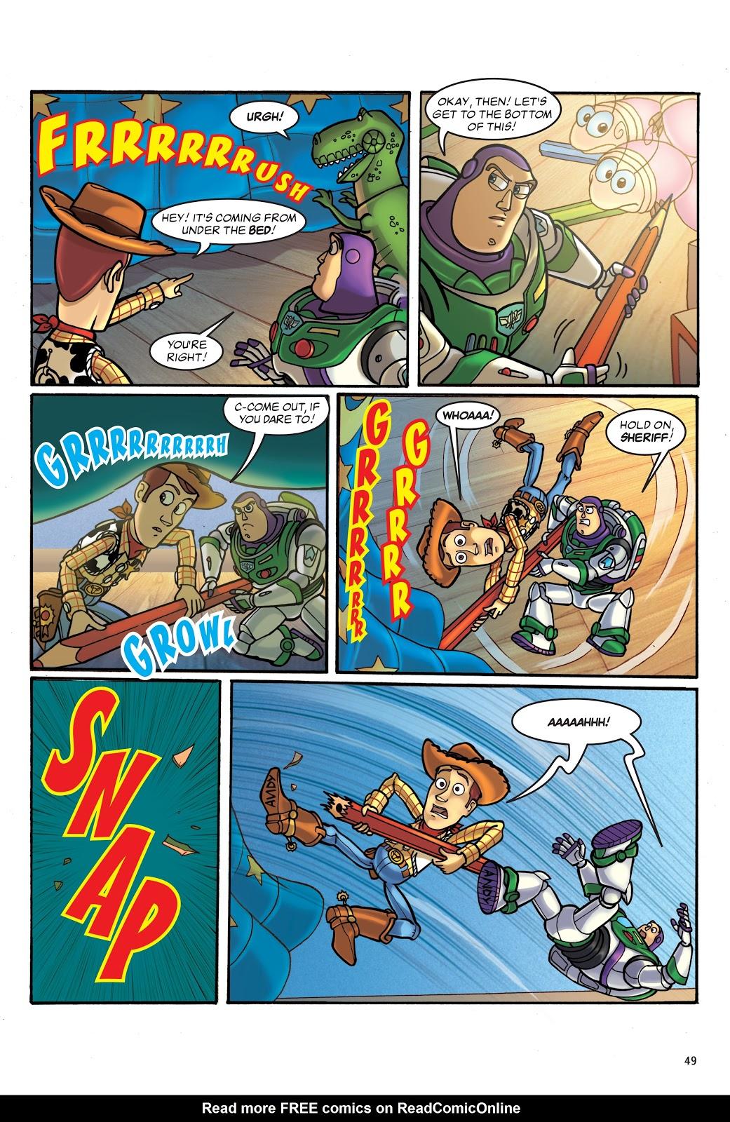Read online DISNEY·PIXAR Toy Story Adventures comic -  Issue # TPB 1 (Part 1) - 49