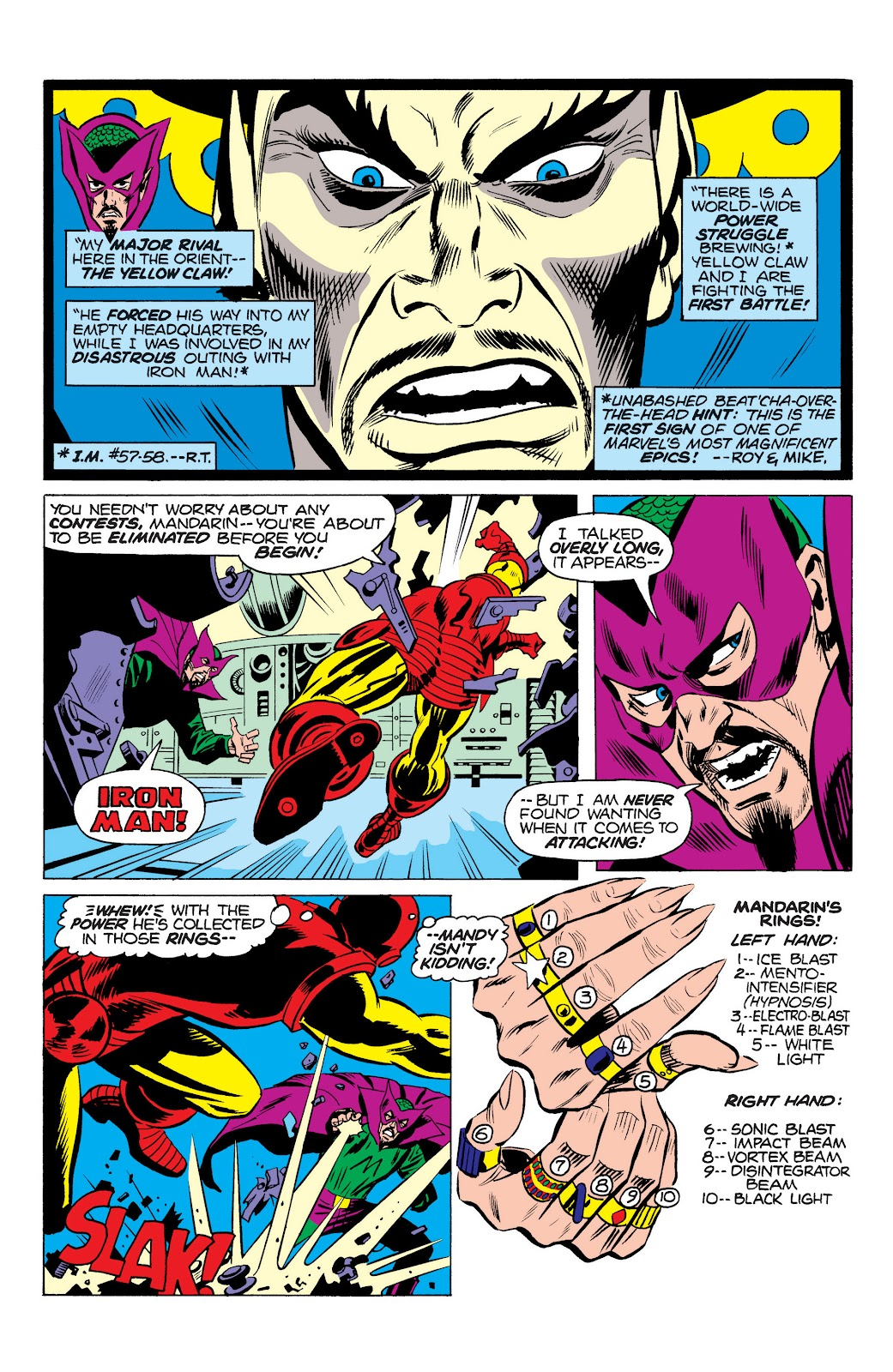 Read online Marvel Masterworks: The Invincible Iron Man comic -  Issue # TPB 10 (Part 1) - 31