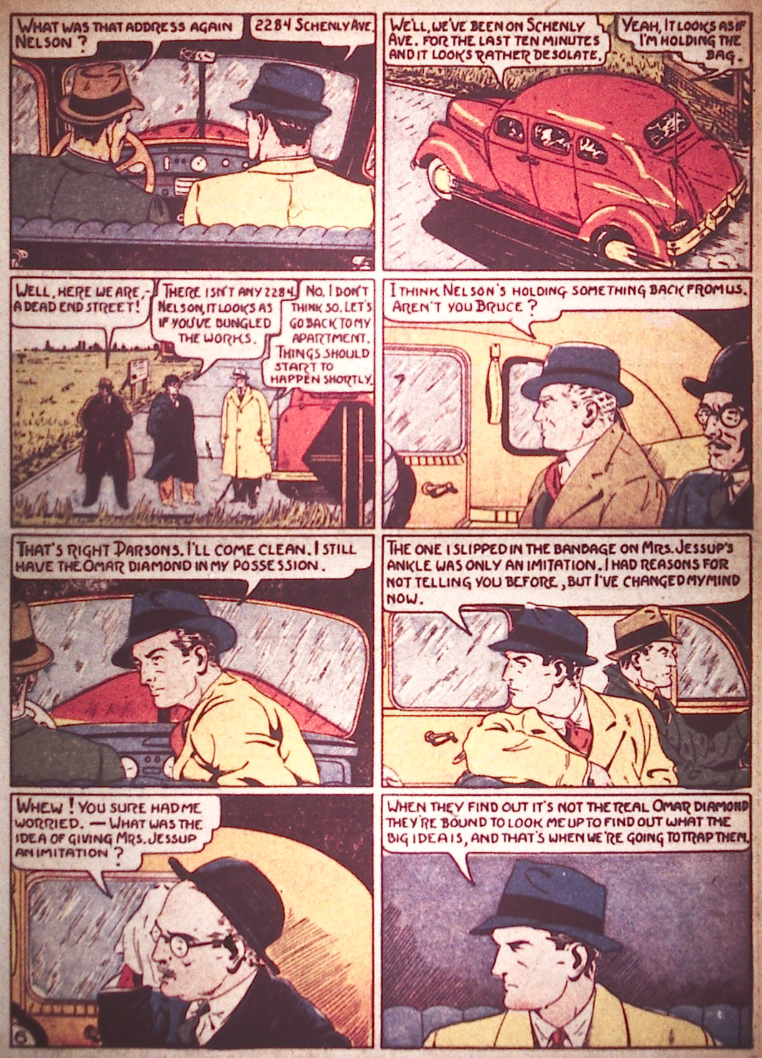 Read online Detective Comics (1937) comic -  Issue #16 - 27