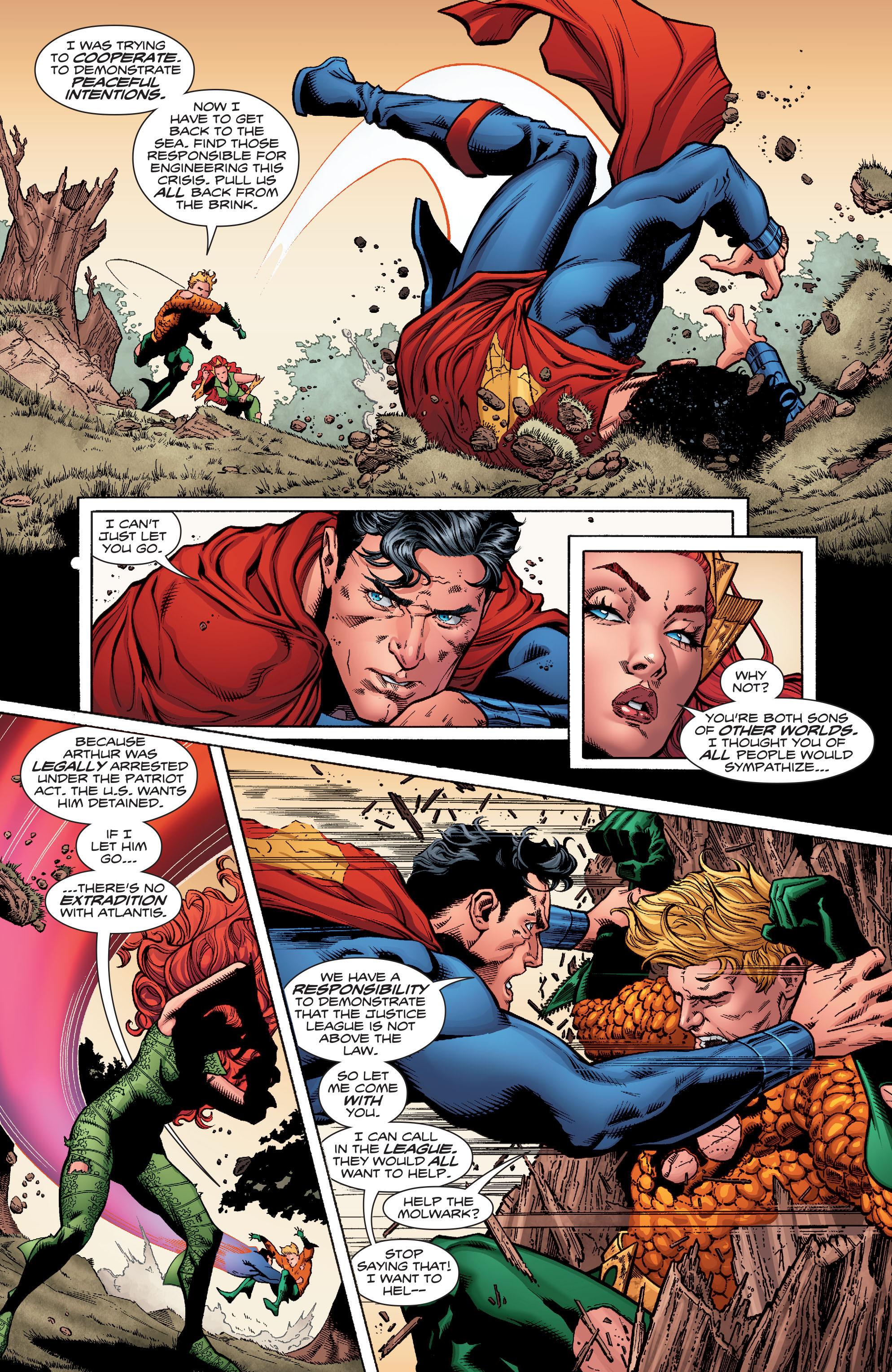 Read online Aquaman (2016) comic -  Issue #6 - 13