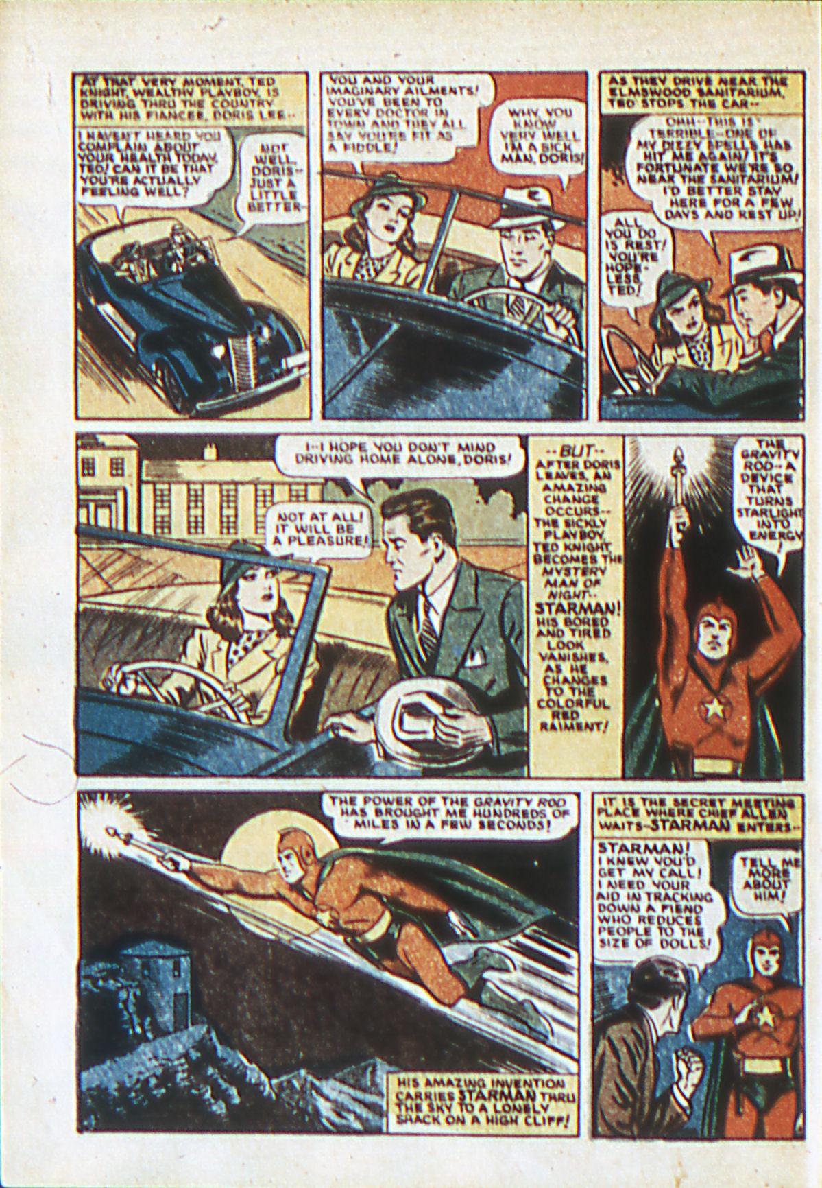 Read online Adventure Comics (1938) comic -  Issue #62 - 7