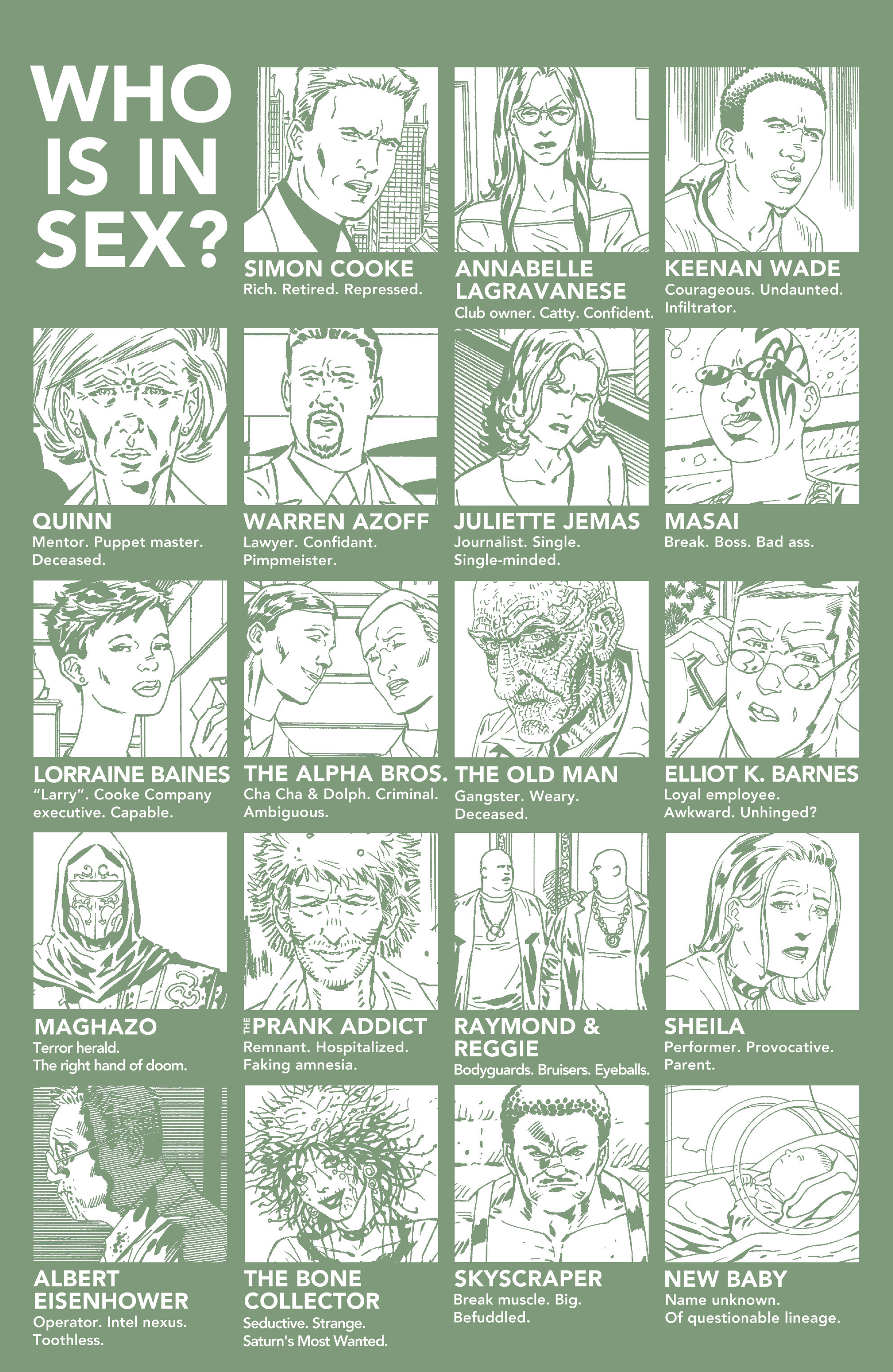 Read online Sex comic -  Issue #30 - 3