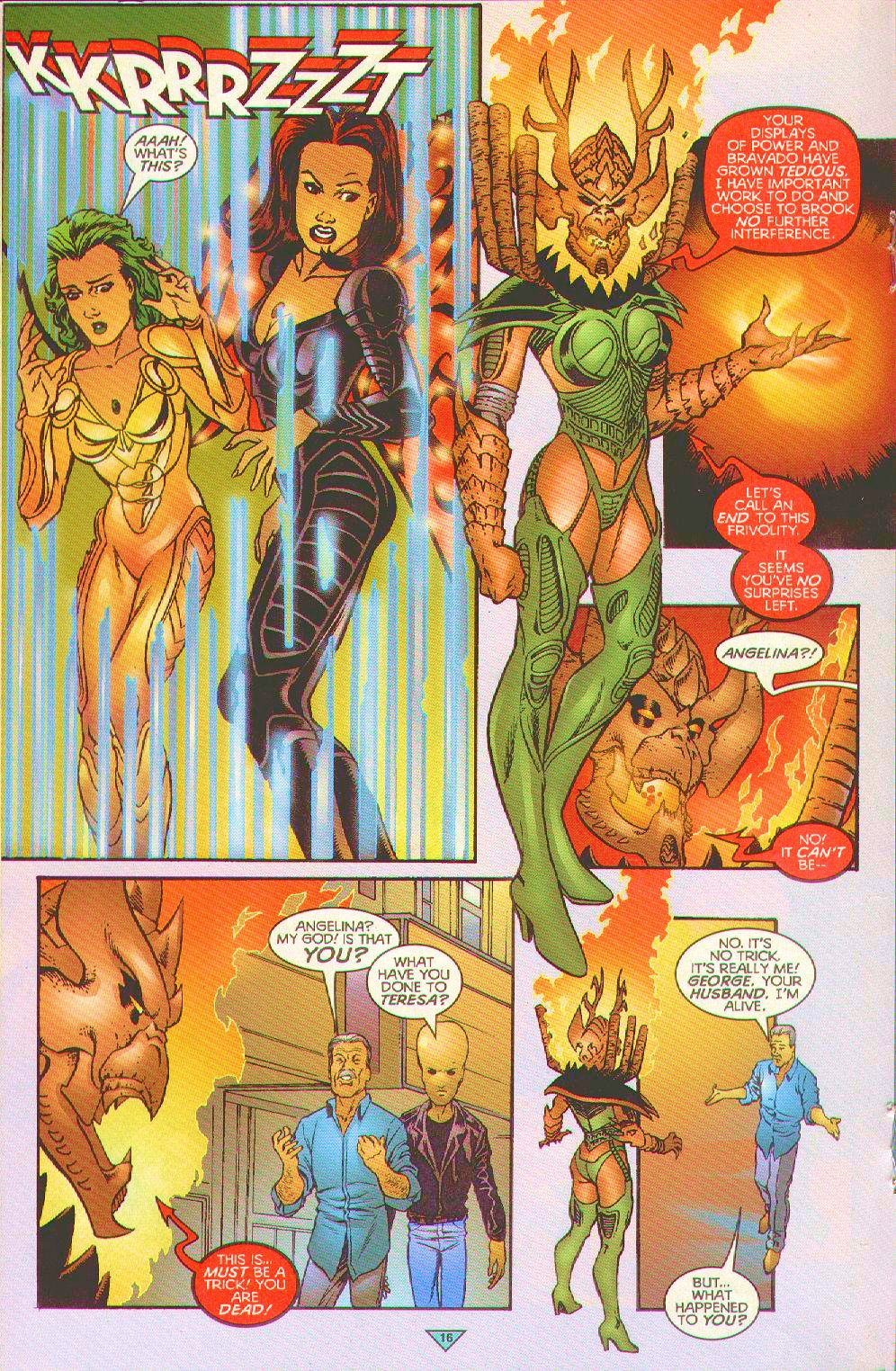 Read online Trinity Angels comic -  Issue #12 - 16